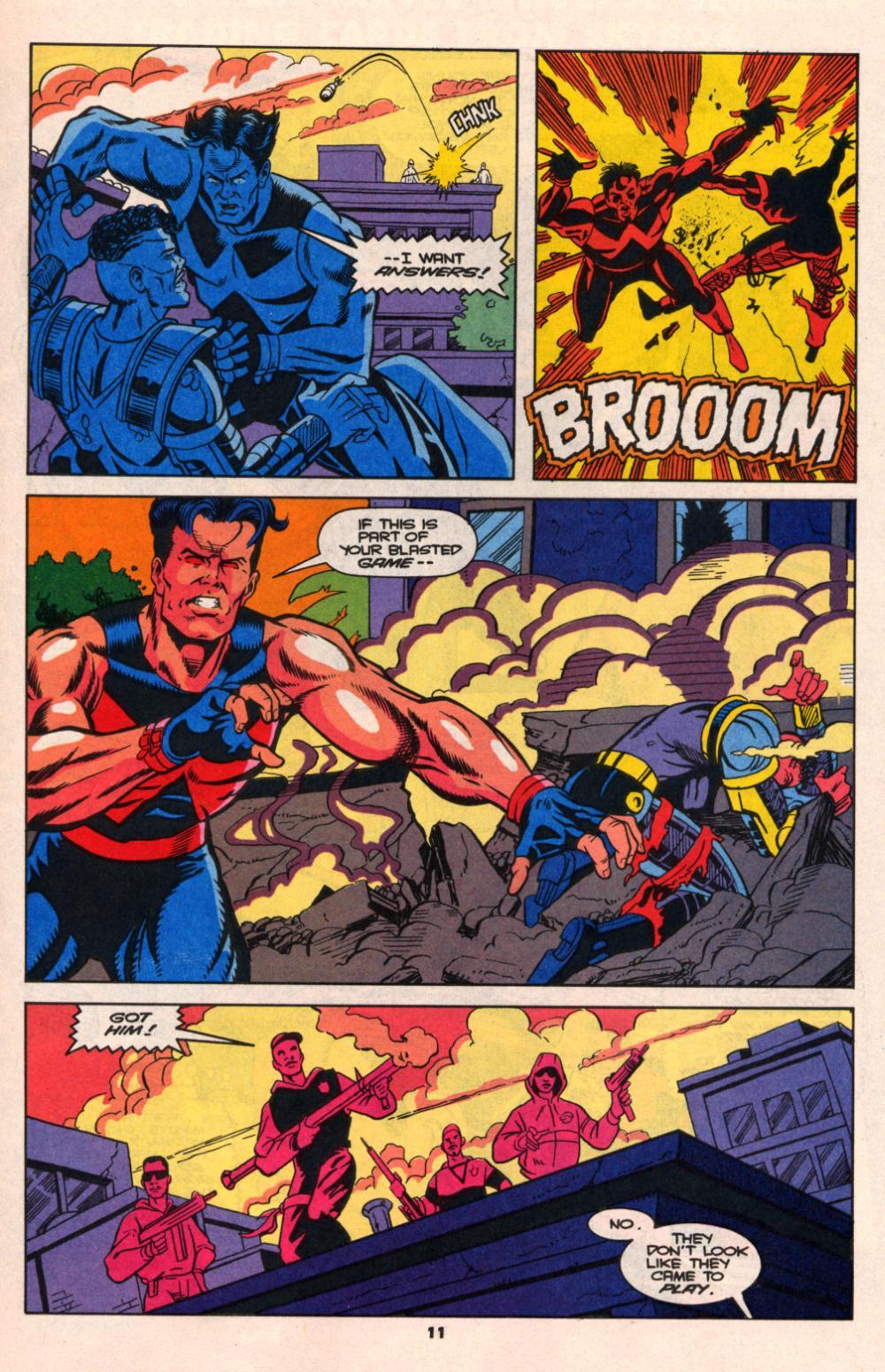 Read online Wonder Man (1991) comic -  Issue # _Annual 2 - 12