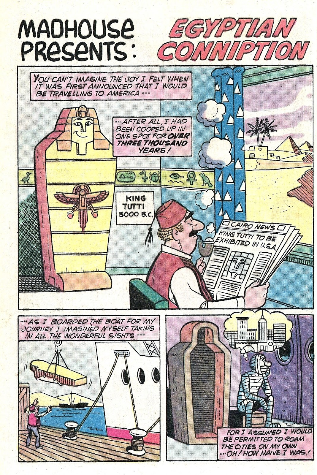 Read online Madhouse Comics comic -  Issue #116 - 29