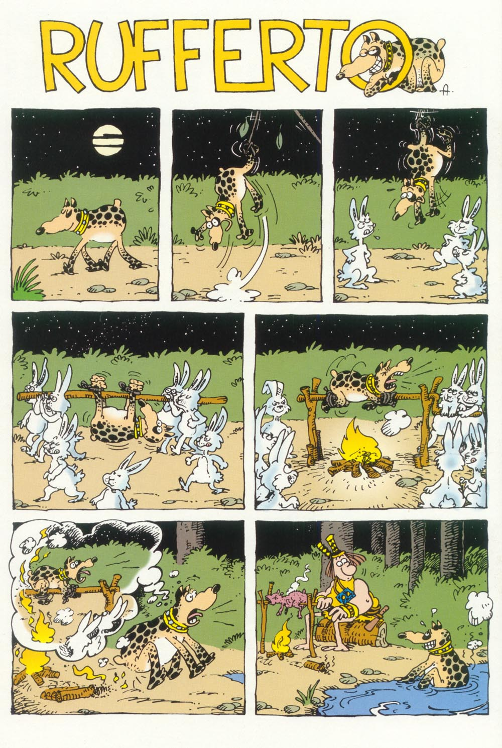 Read online Sergio Aragonés Groo the Wanderer comic -  Issue #119 - 33