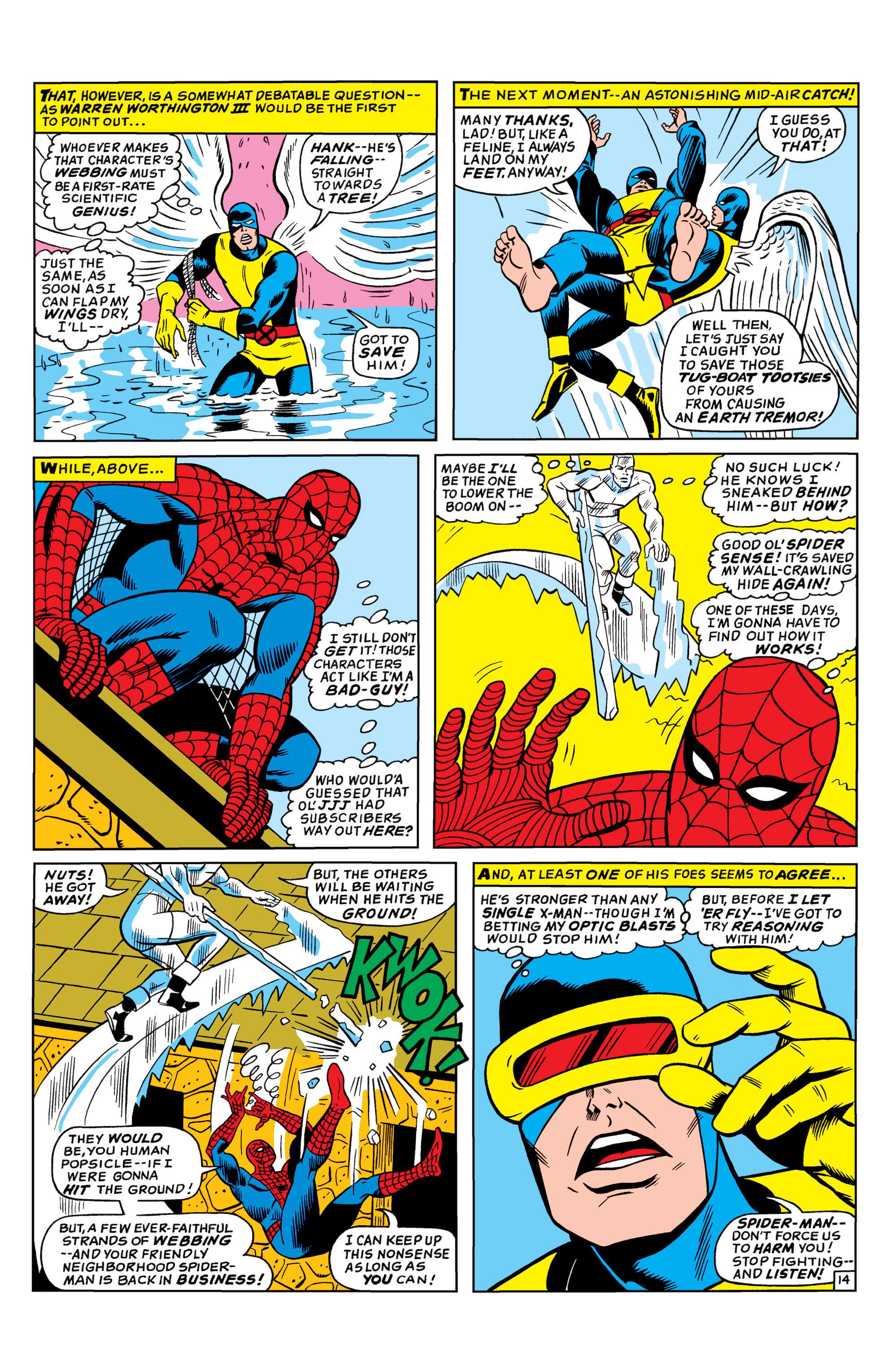 Uncanny X-Men (1963) 35 Page 14