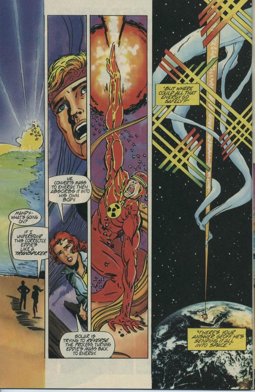 Read online Secret Weapons comic -  Issue #4 - 20