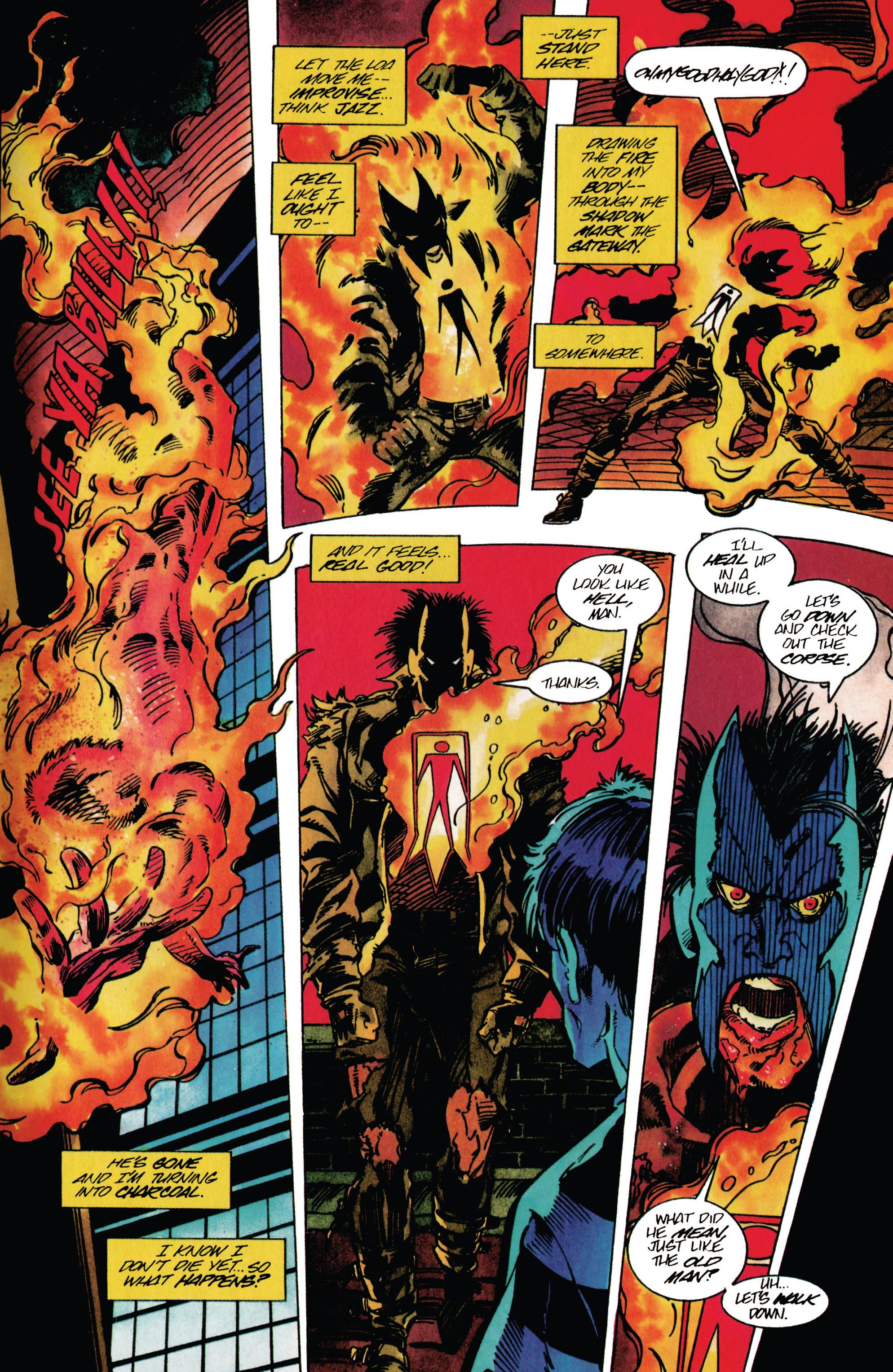 Read online Shadowman (1992) comic -  Issue #30 - 21