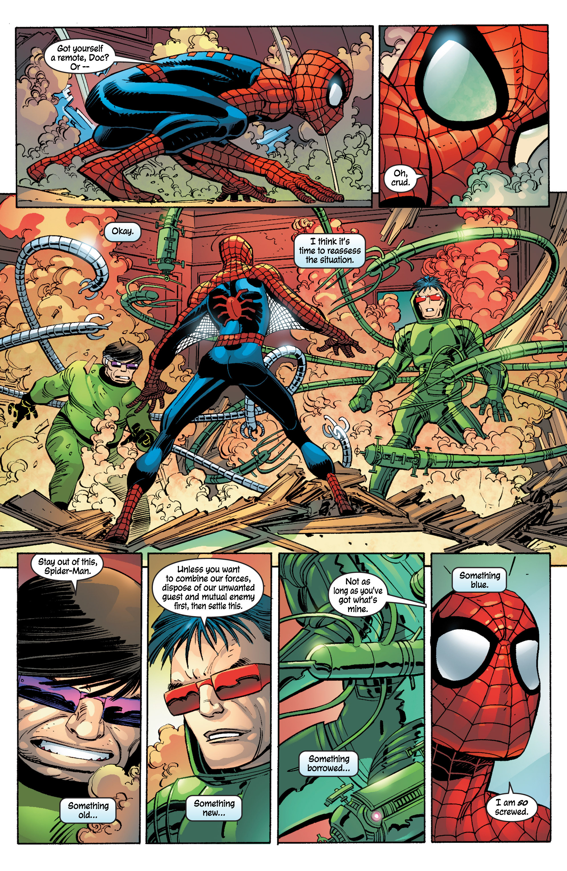 The Amazing Spider-Man (1999) 44 Page 17