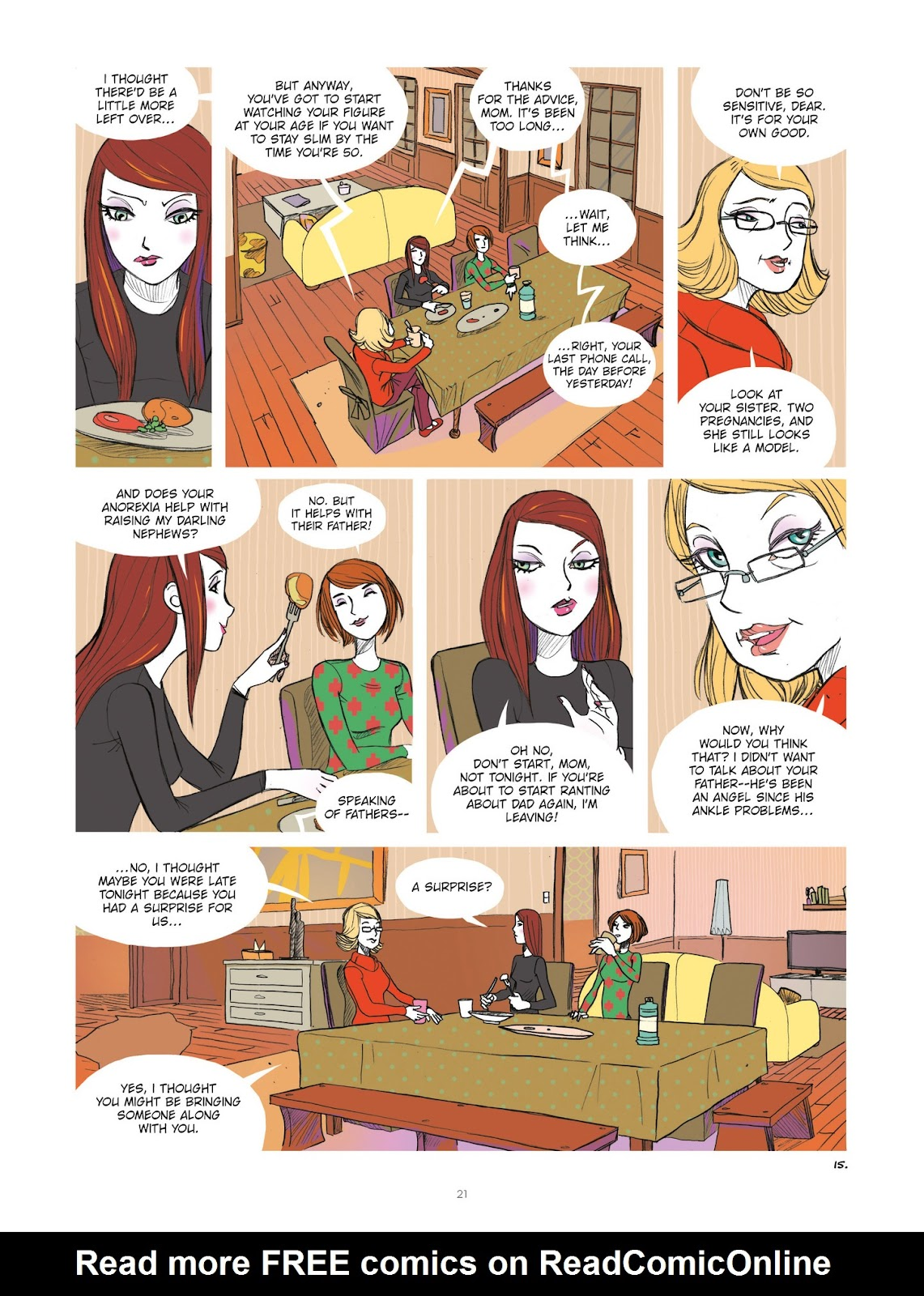 Read online Diary of A Femen comic -  Issue # TPB - 23