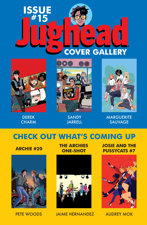 Read online Jughead (2015) comic -  Issue #15 - 28