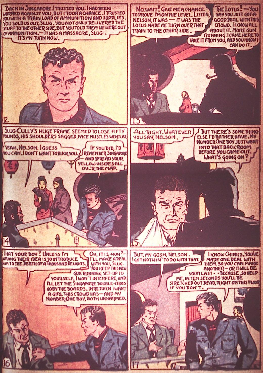 Detective Comics (1937) 10 Page 24
