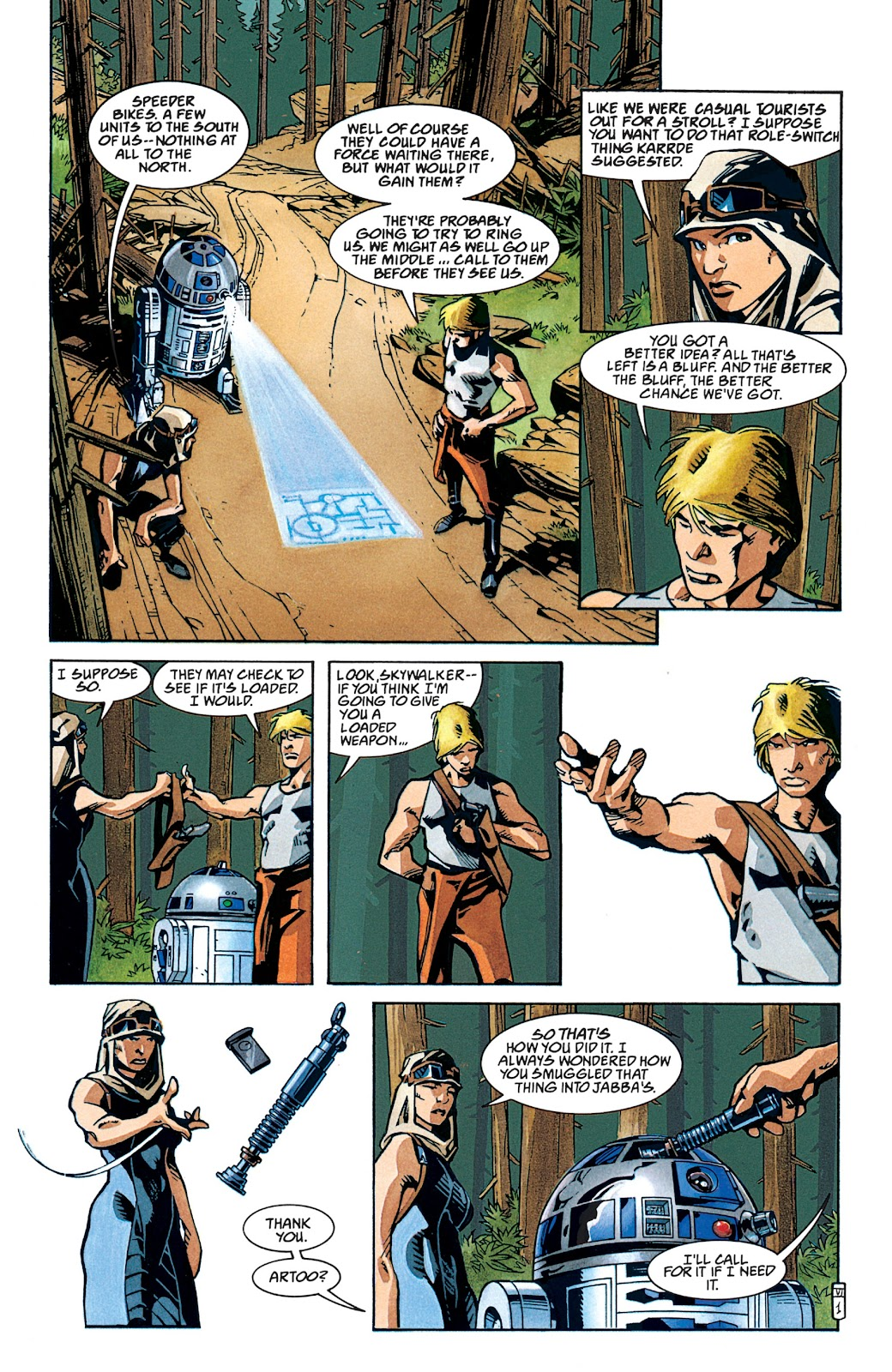 Read online Star Wars Legends: The New Republic - Epic Collection comic -  Issue # TPB 4 (Part 2) - 26