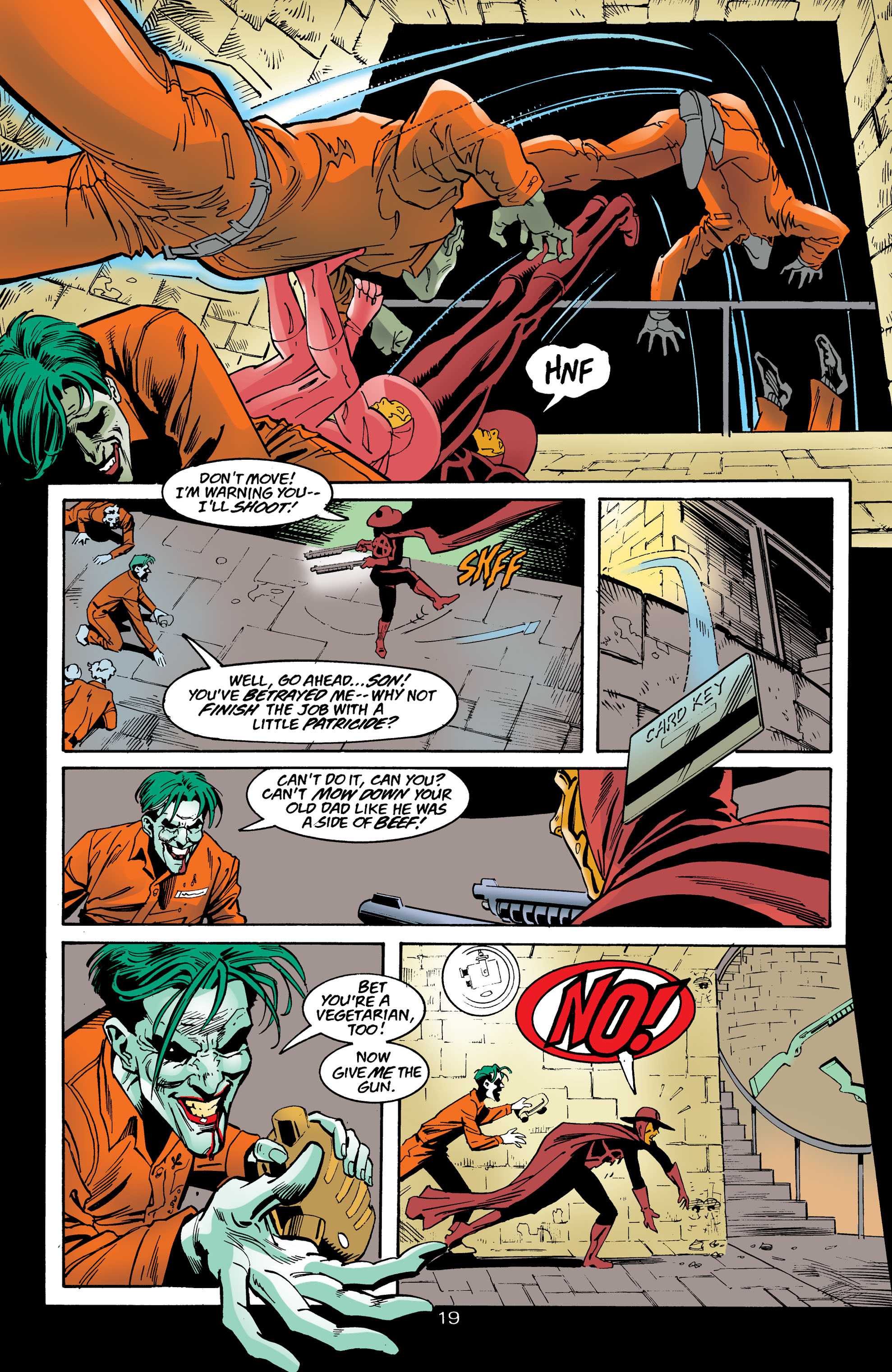 Read online Anarky (1999) comic -  Issue #8 - 20