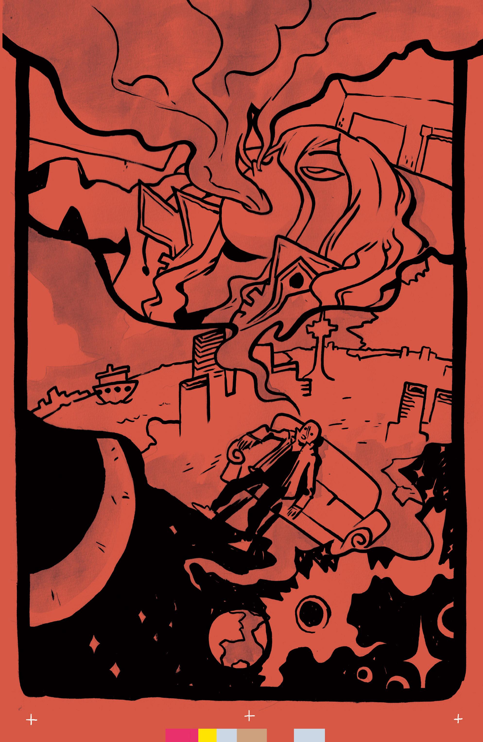 Read online Sun Bakery comic -  Issue #3 - 15