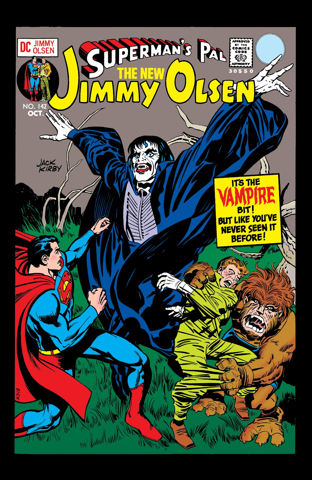 Read online Superman's Pal, Jimmy Olsen by Jack Kirby comic -  Issue # TPB (Part 2) - 90