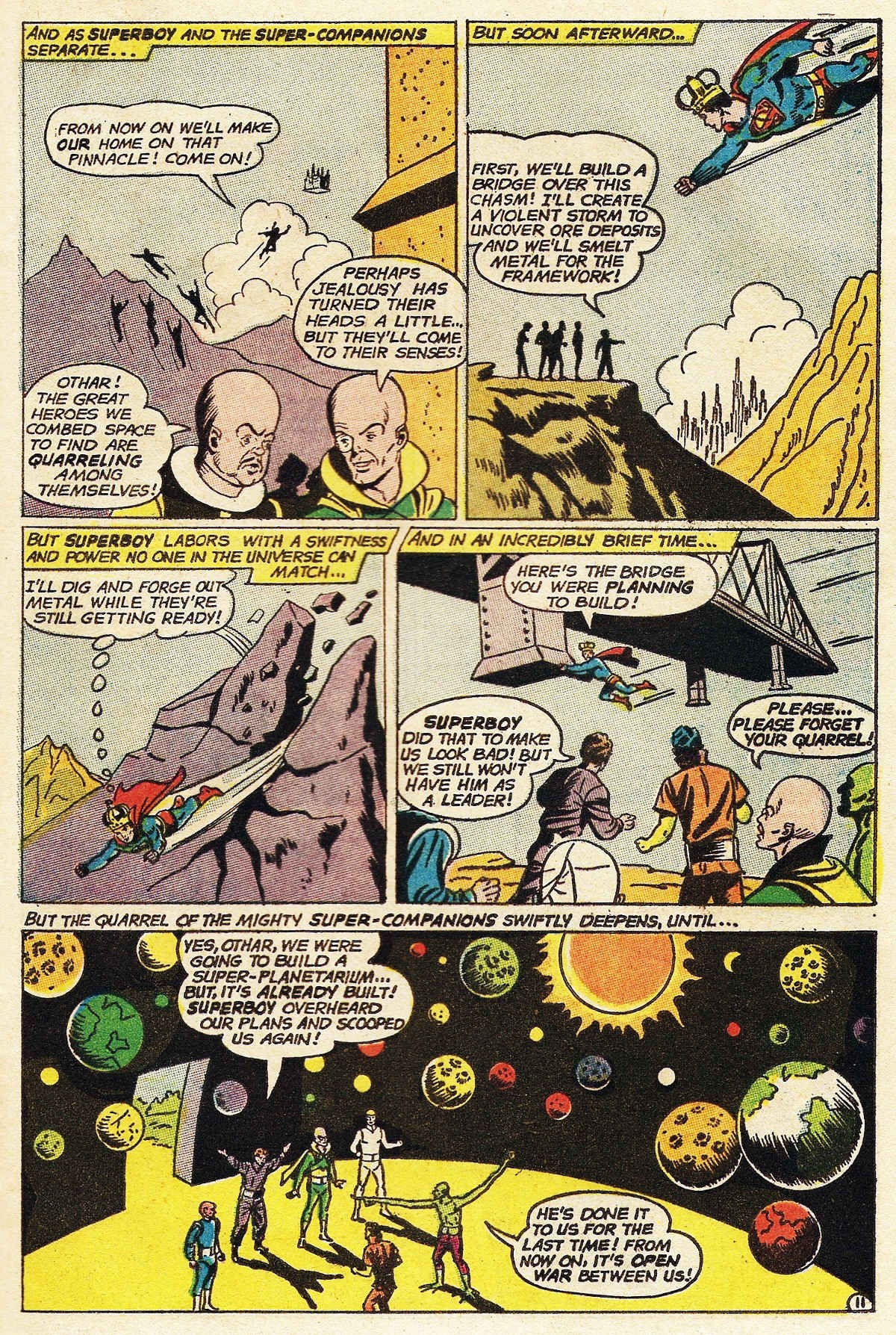 Read online Adventure Comics (1938) comic -  Issue #371 - 29