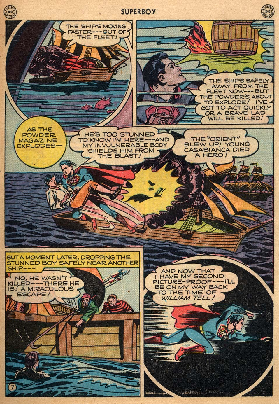 Superboy (1949) issue 3 - Page 8