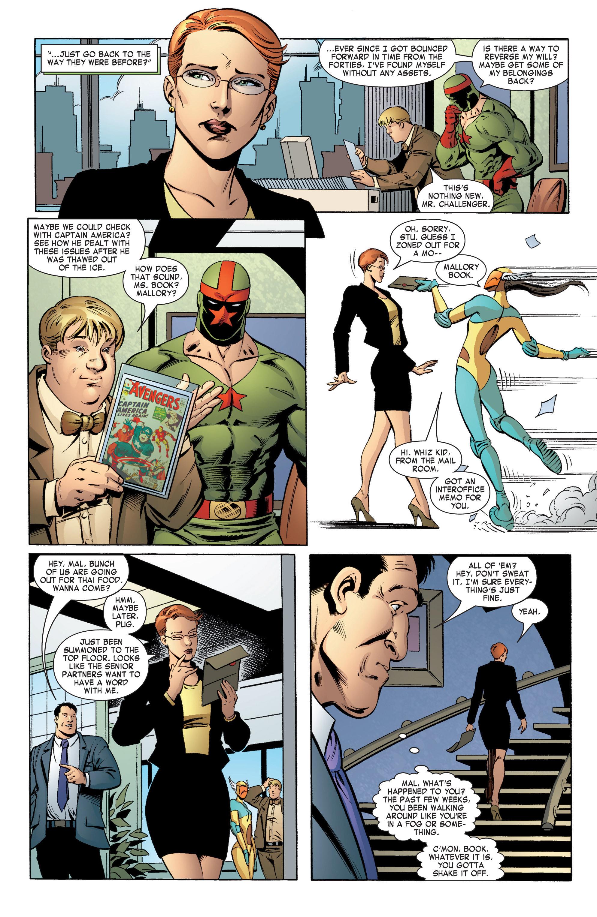 Read online She-Hulk (2004) comic -  Issue #11 - 13