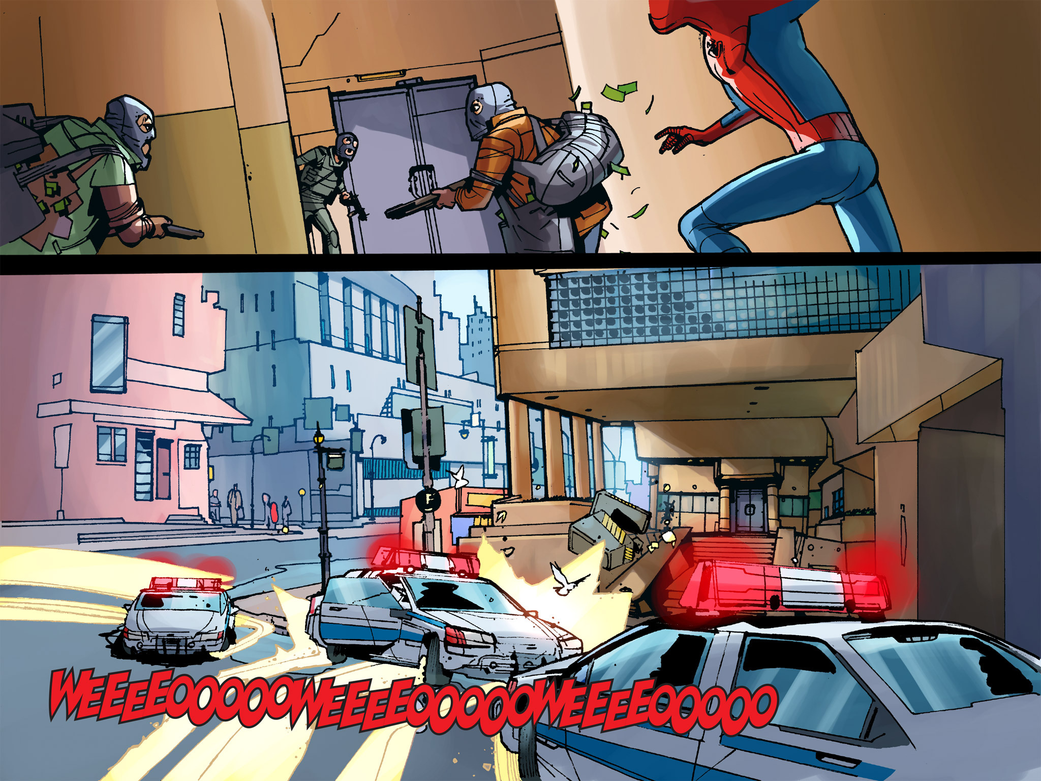 Read online Amazing Spider-Man: Who Am I? comic -  Issue # Full (Part 1) - 20