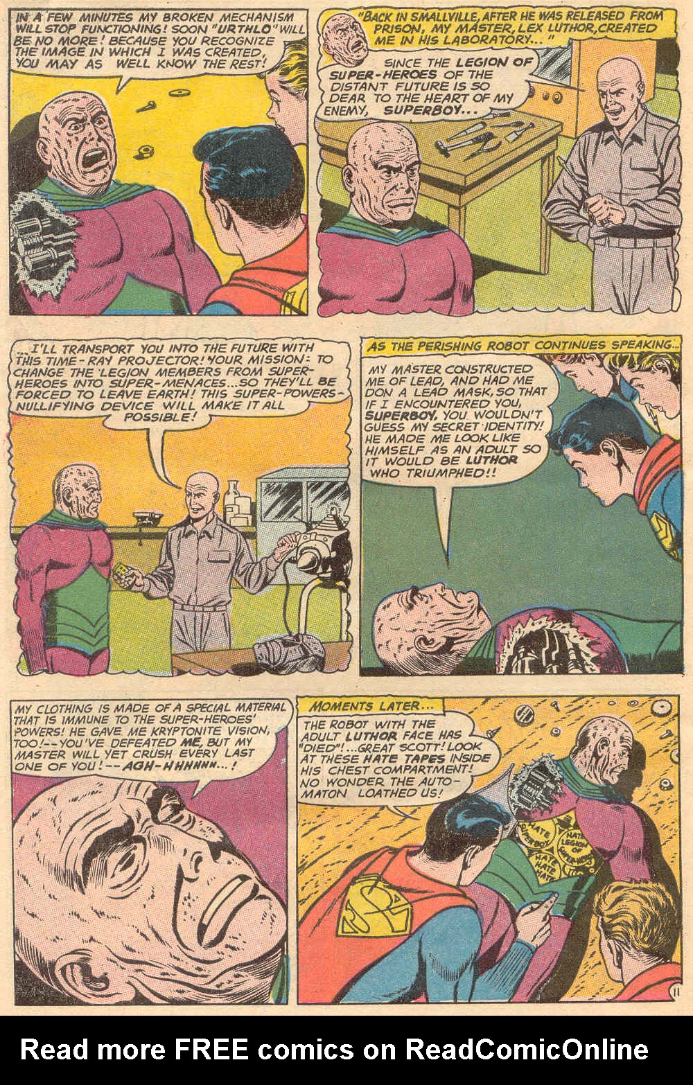 Read online Action Comics (1938) comic -  Issue #377 - 30