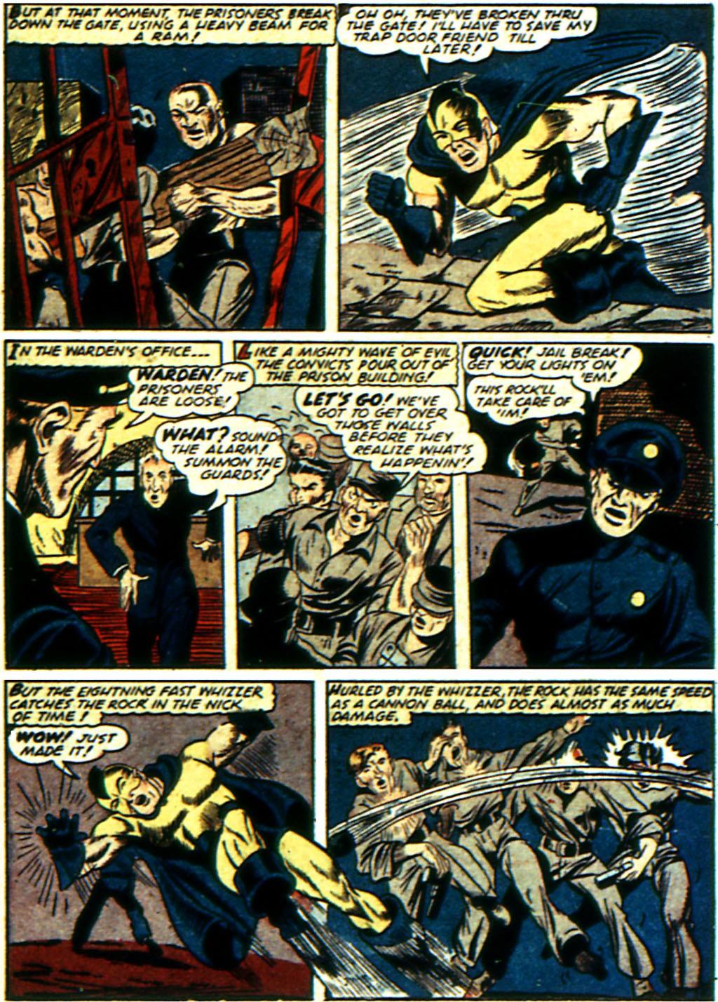 Read online All-Winners Comics comic -  Issue #3 - 38