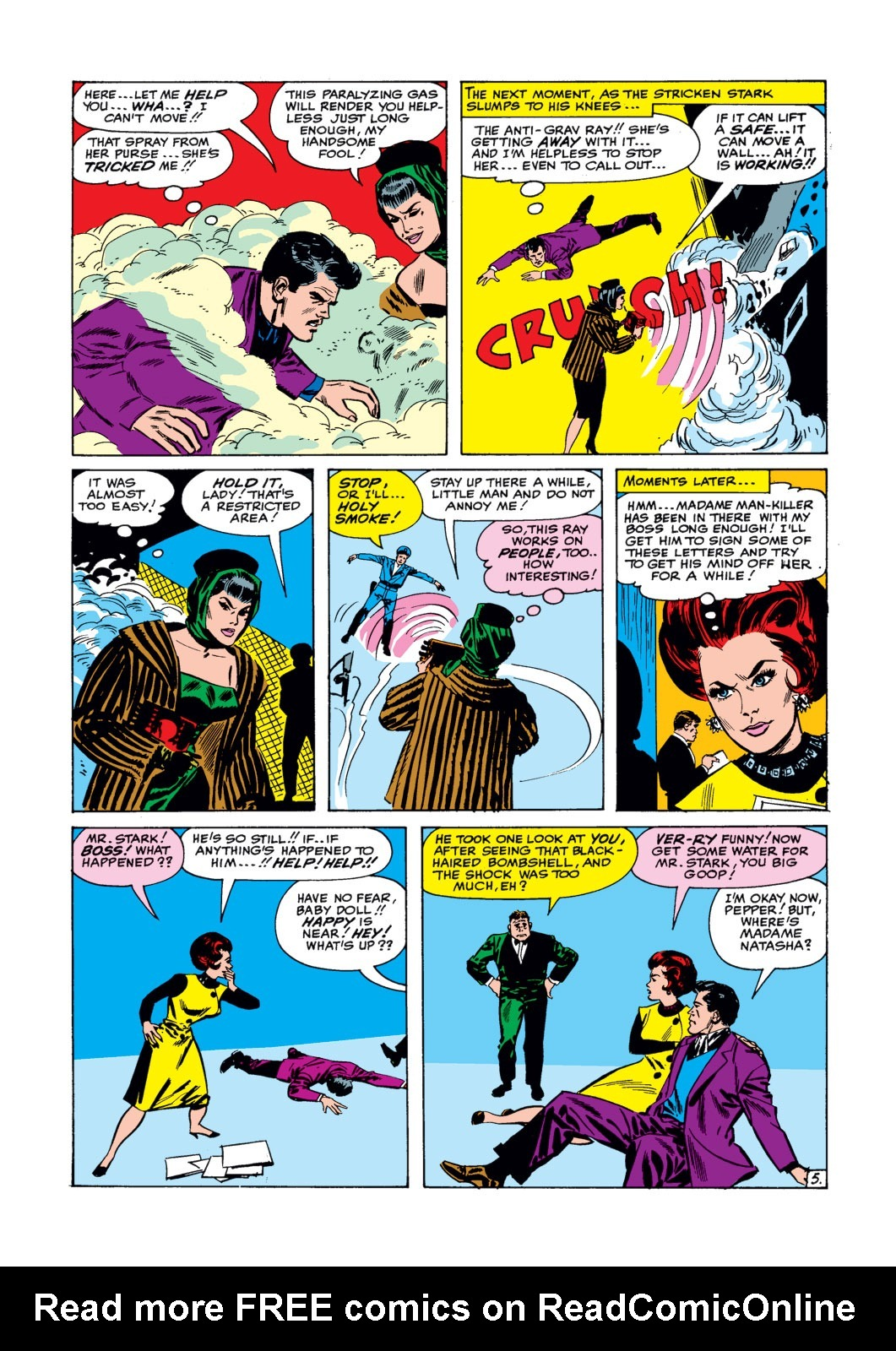 Tales of Suspense (1959) issue 53 - Page 6