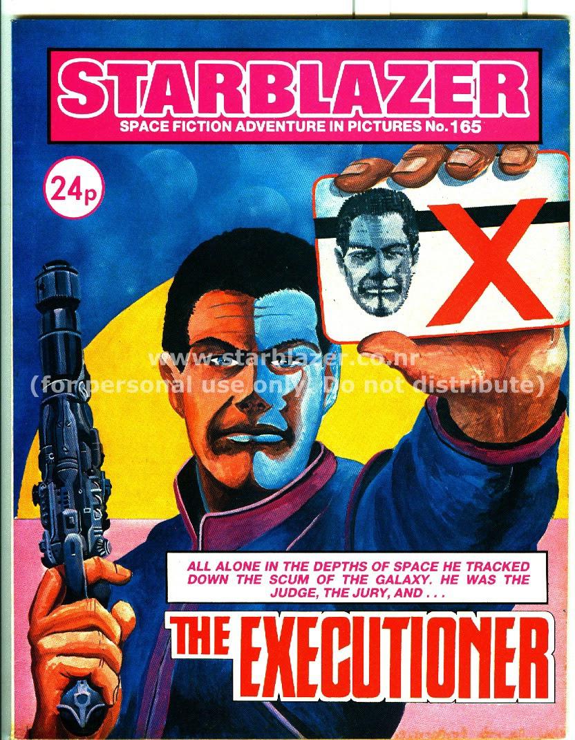 Starblazer issue 165 - Page 1