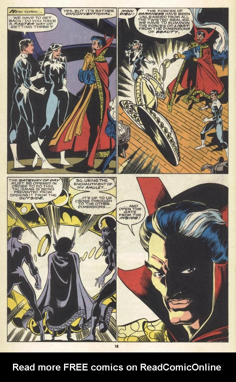 Read online Alpha Flight (1983) comic -  Issue #86 - 13
