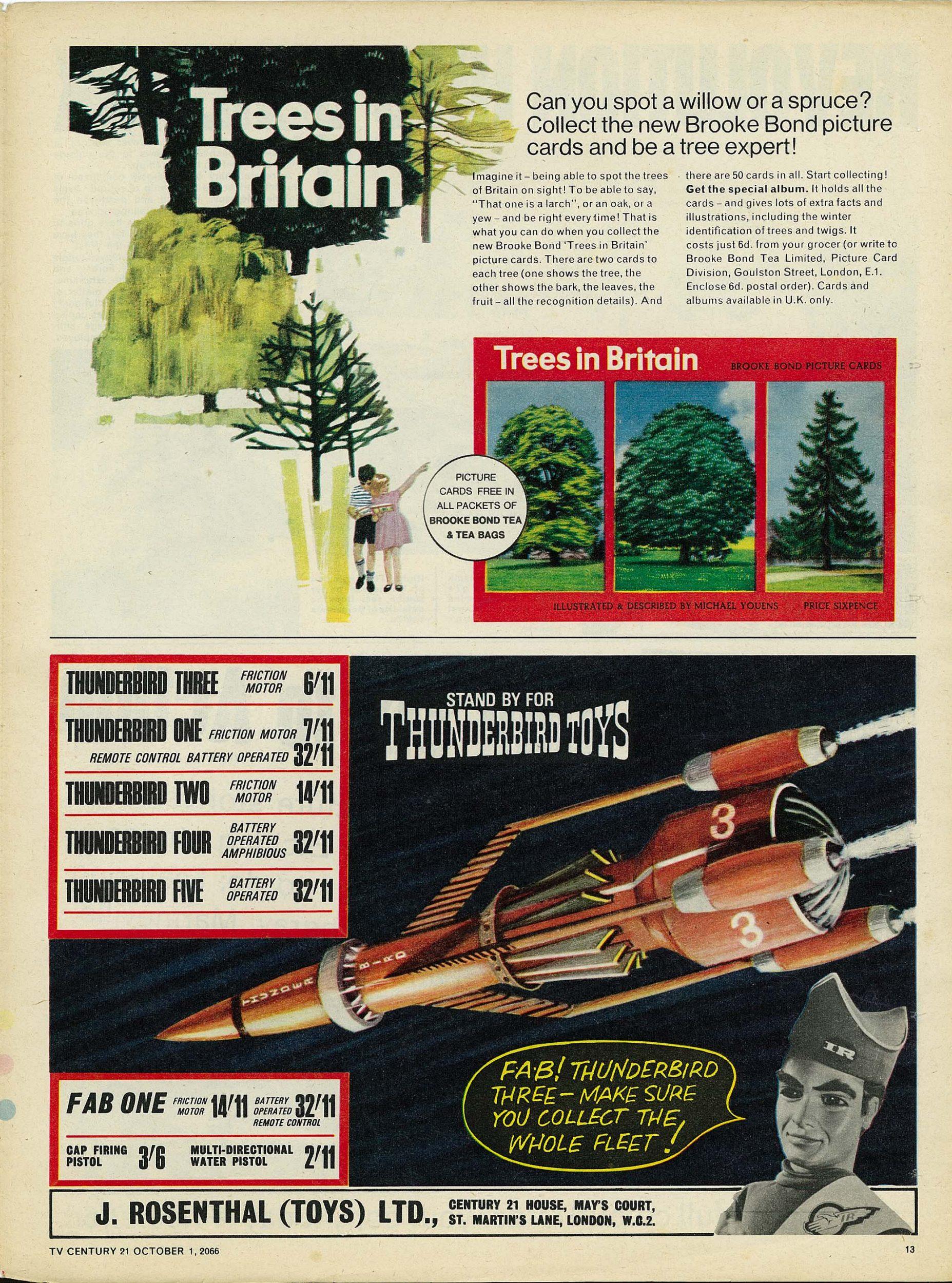 Read online TV Century 21 (TV 21) comic -  Issue #89 - 12