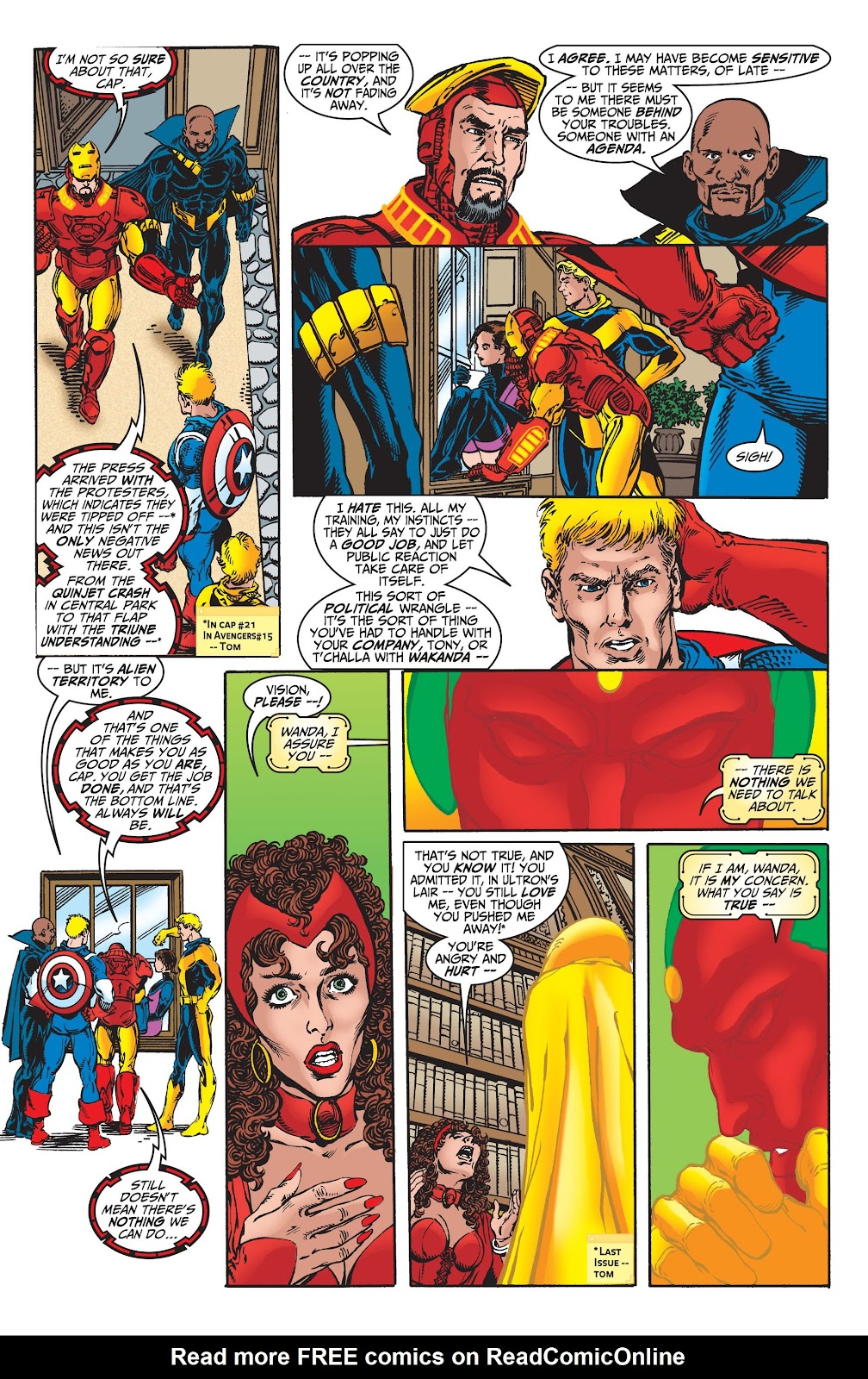 Avengers (1998) issue TPB 2 (Part 4) - Page 31