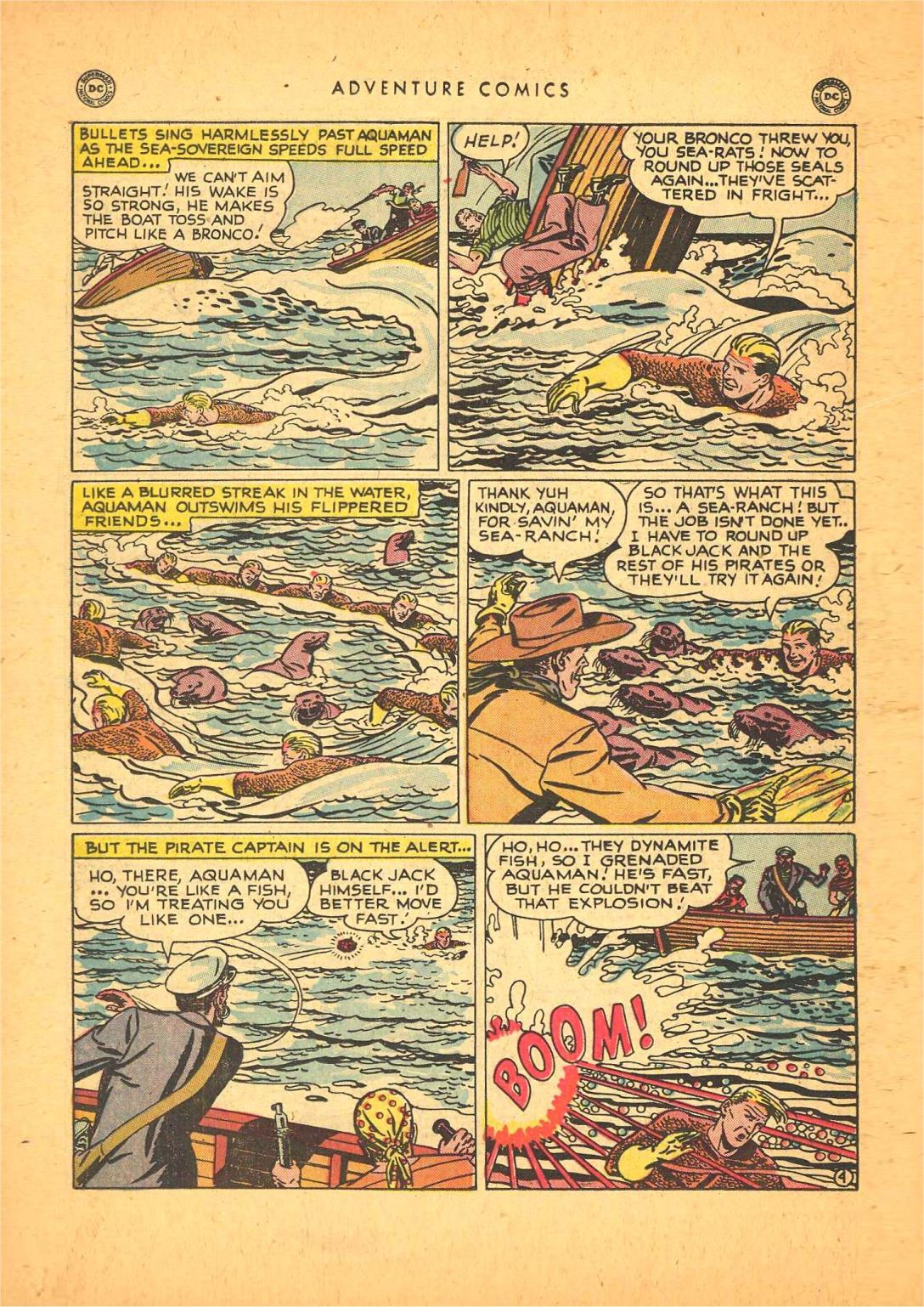 Read online Adventure Comics (1938) comic -  Issue #148 - 18