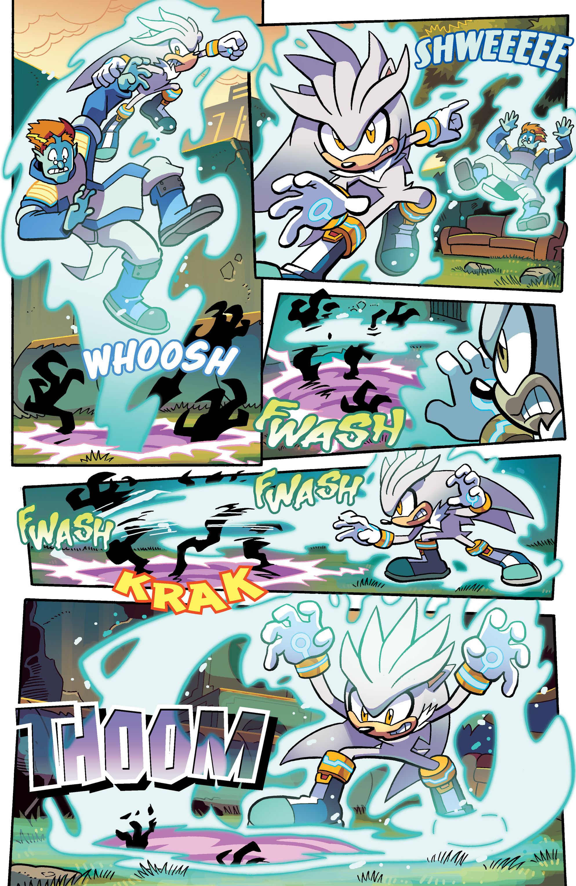 Read online Sonic Universe comic -  Issue #79 - 16