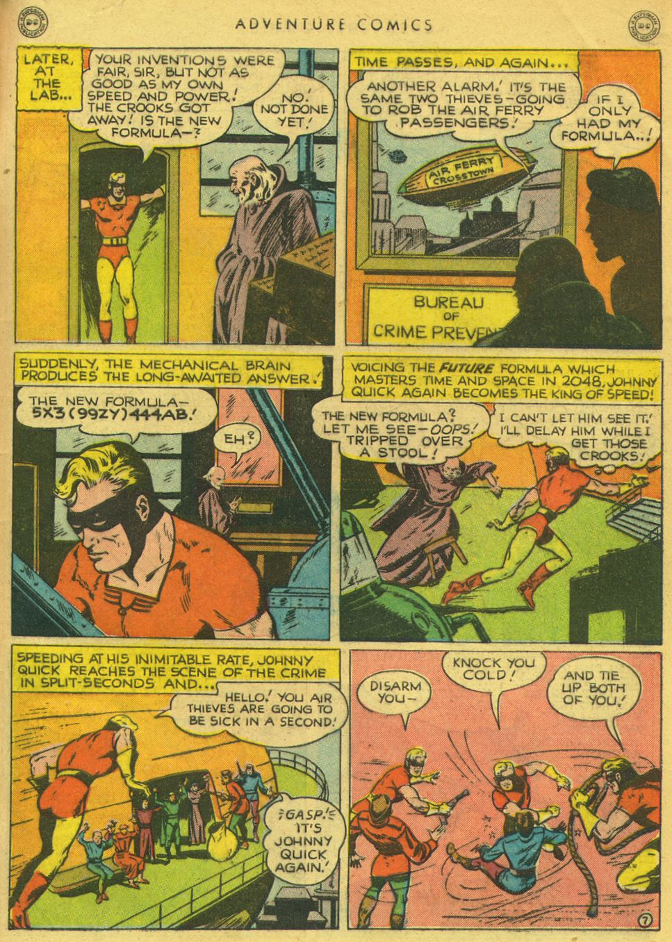 Read online Adventure Comics (1938) comic -  Issue #134 - 47