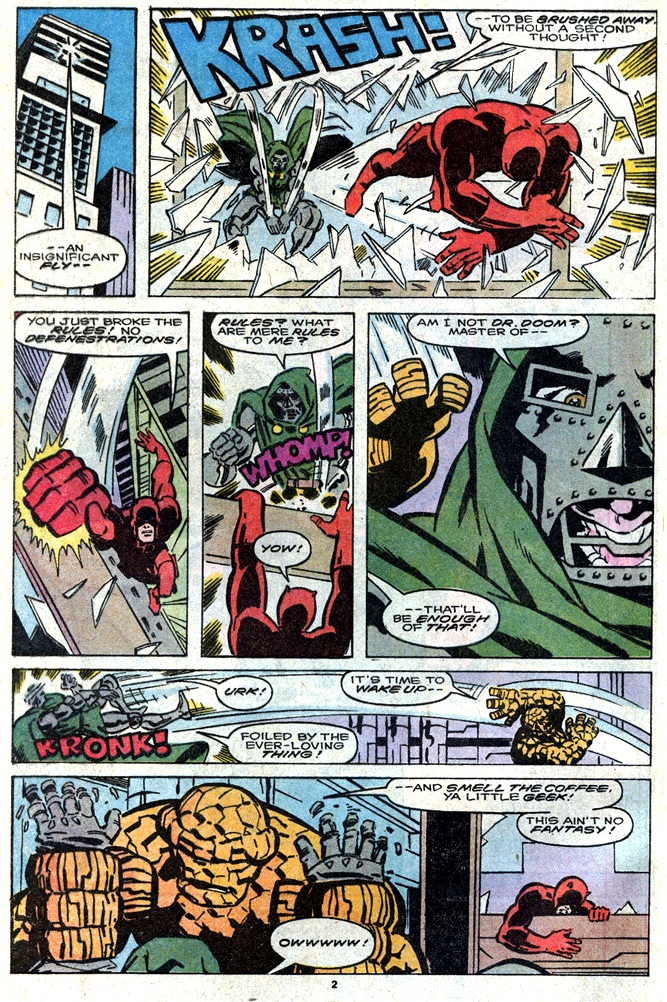 Read online Nth Man the Ultimate Ninja comic -  Issue #8 - 3