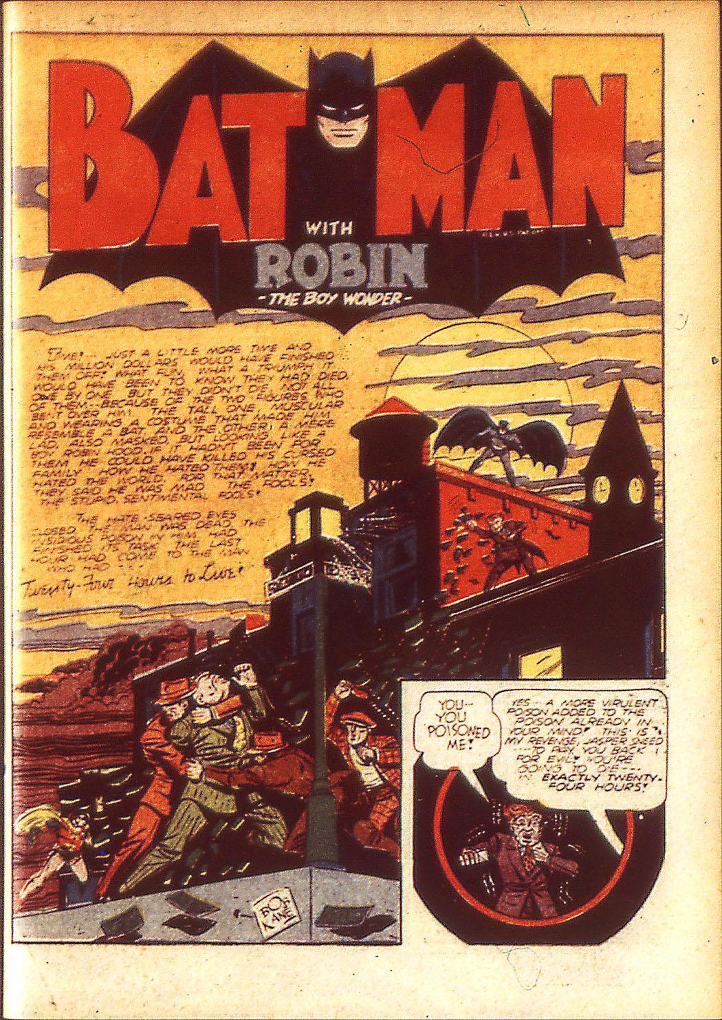 Detective Comics (1937) 57 Page 3