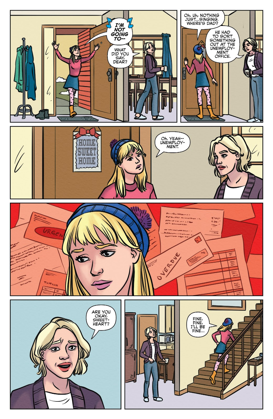 Read online Betty & Veronica (2019) comic -  Issue #3 - 11