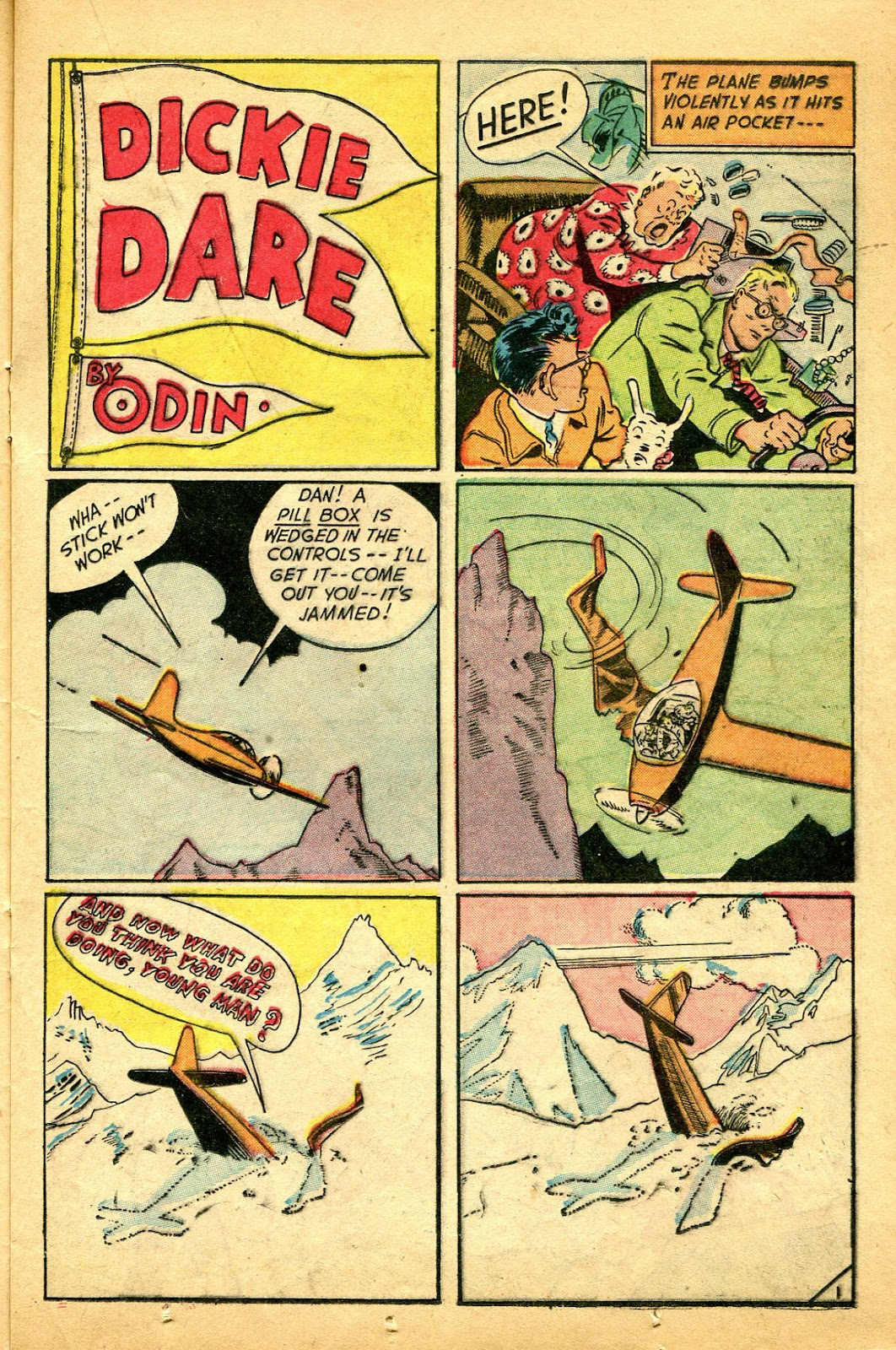 Read online Famous Funnies comic -  Issue #182 - 21