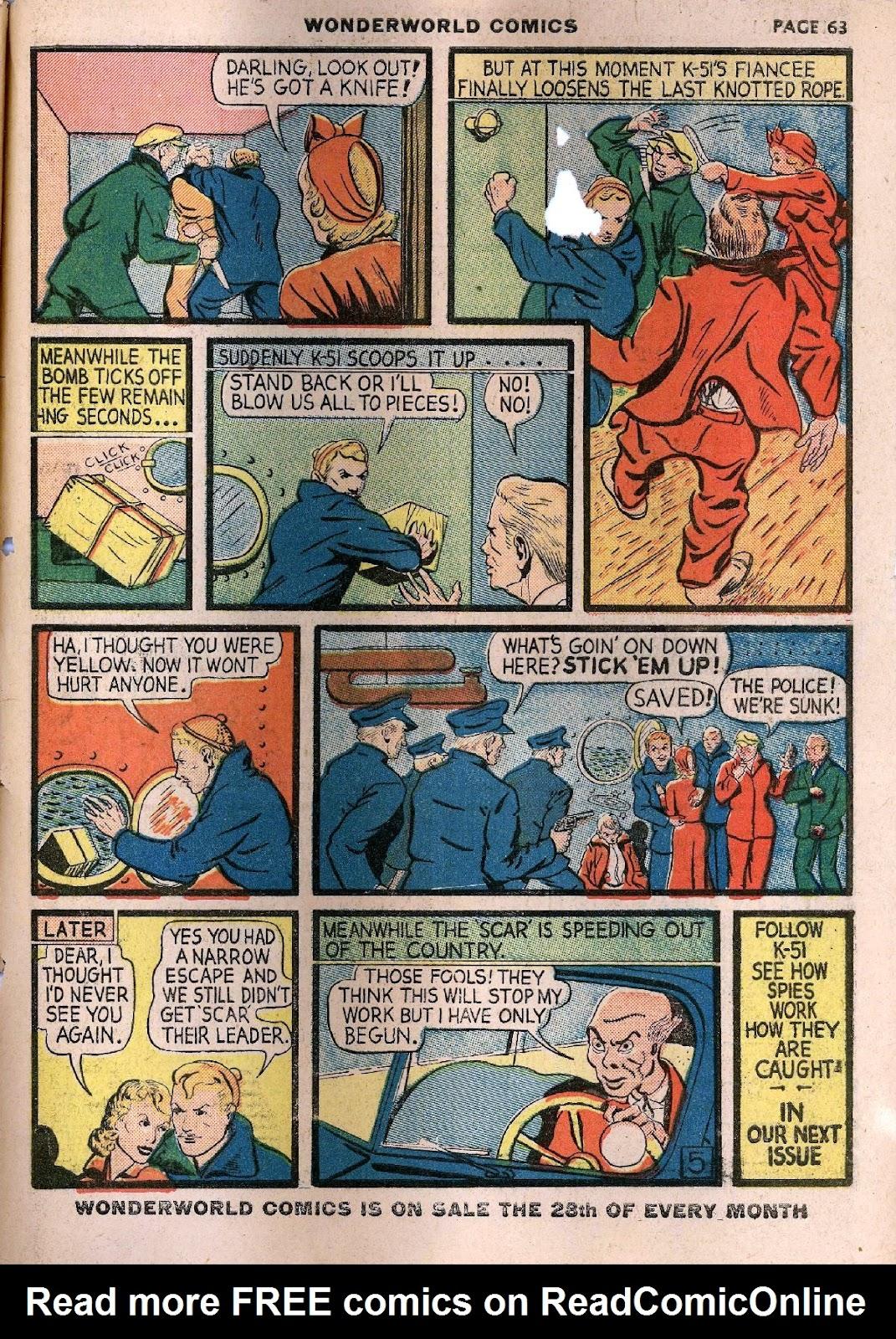 Wonderworld Comics issue 14 - Page 65