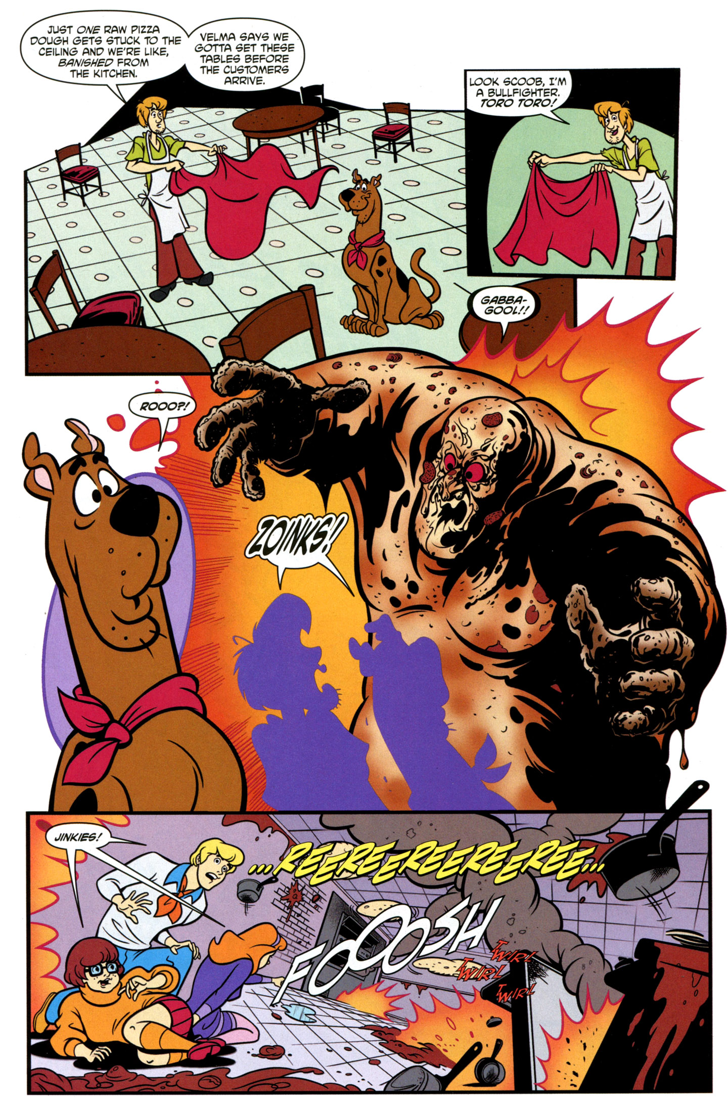 Read online Scooby-Doo: Where Are You? comic -  Issue #20 - 8