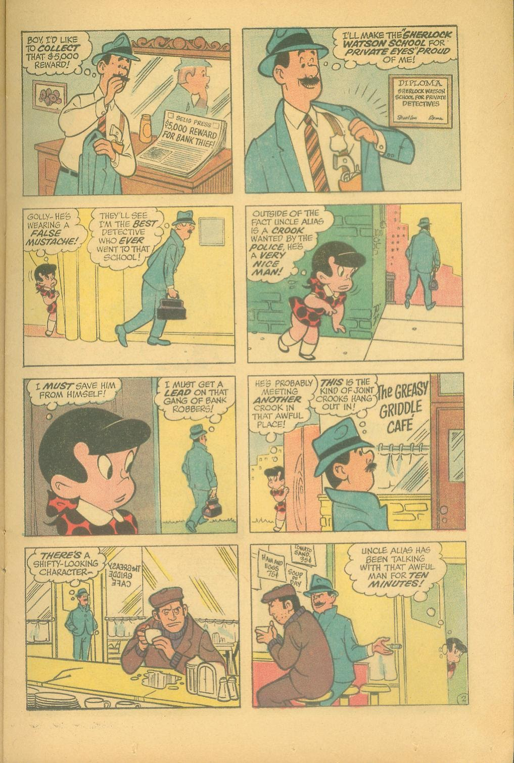 Little Dot (1953) issue 95 - Page 13