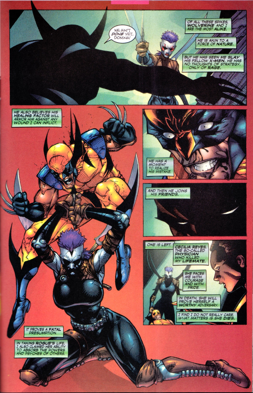 X-Men (1991) 106 Page 8