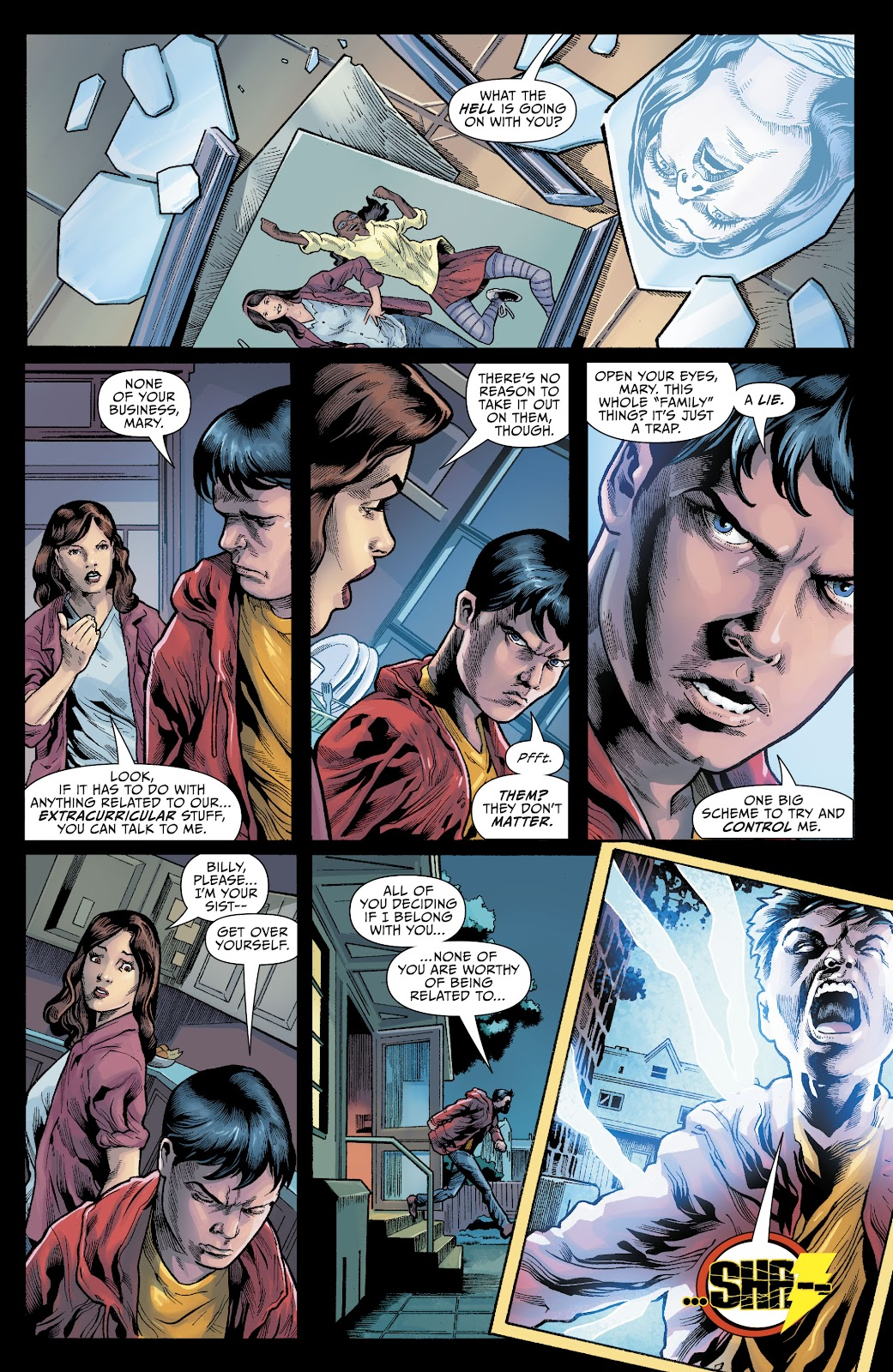 Read online The Infected: King Shazam comic -  Issue # Full - 4