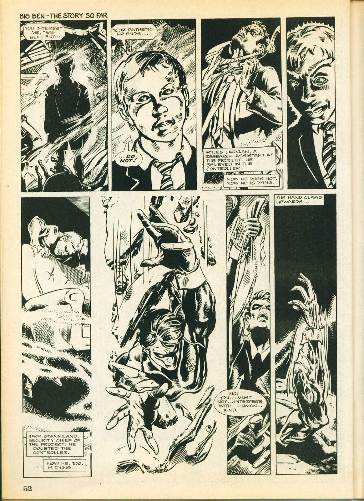 Warrior Issue #26 #27 - English 52