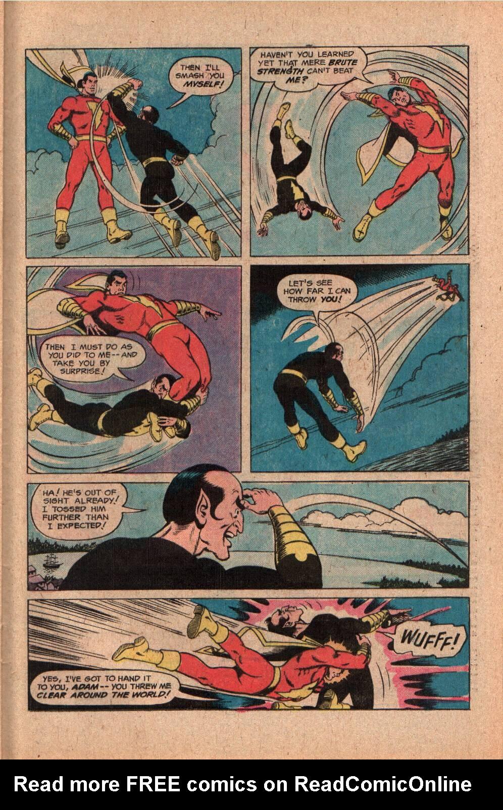 Read online Shazam! (1973) comic -  Issue #28 - 25