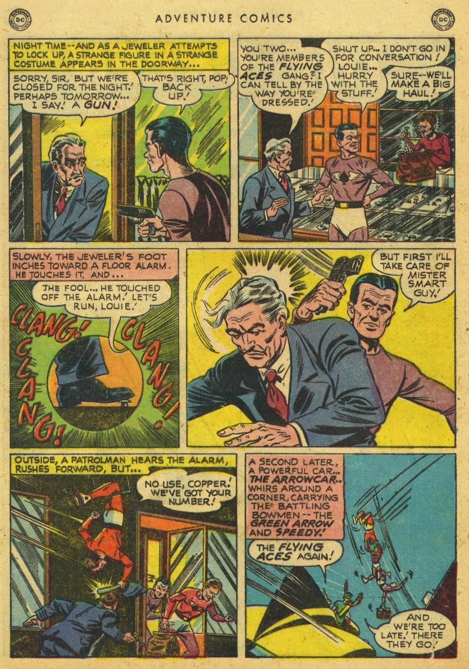 Read online Adventure Comics (1938) comic -  Issue #150 - 40