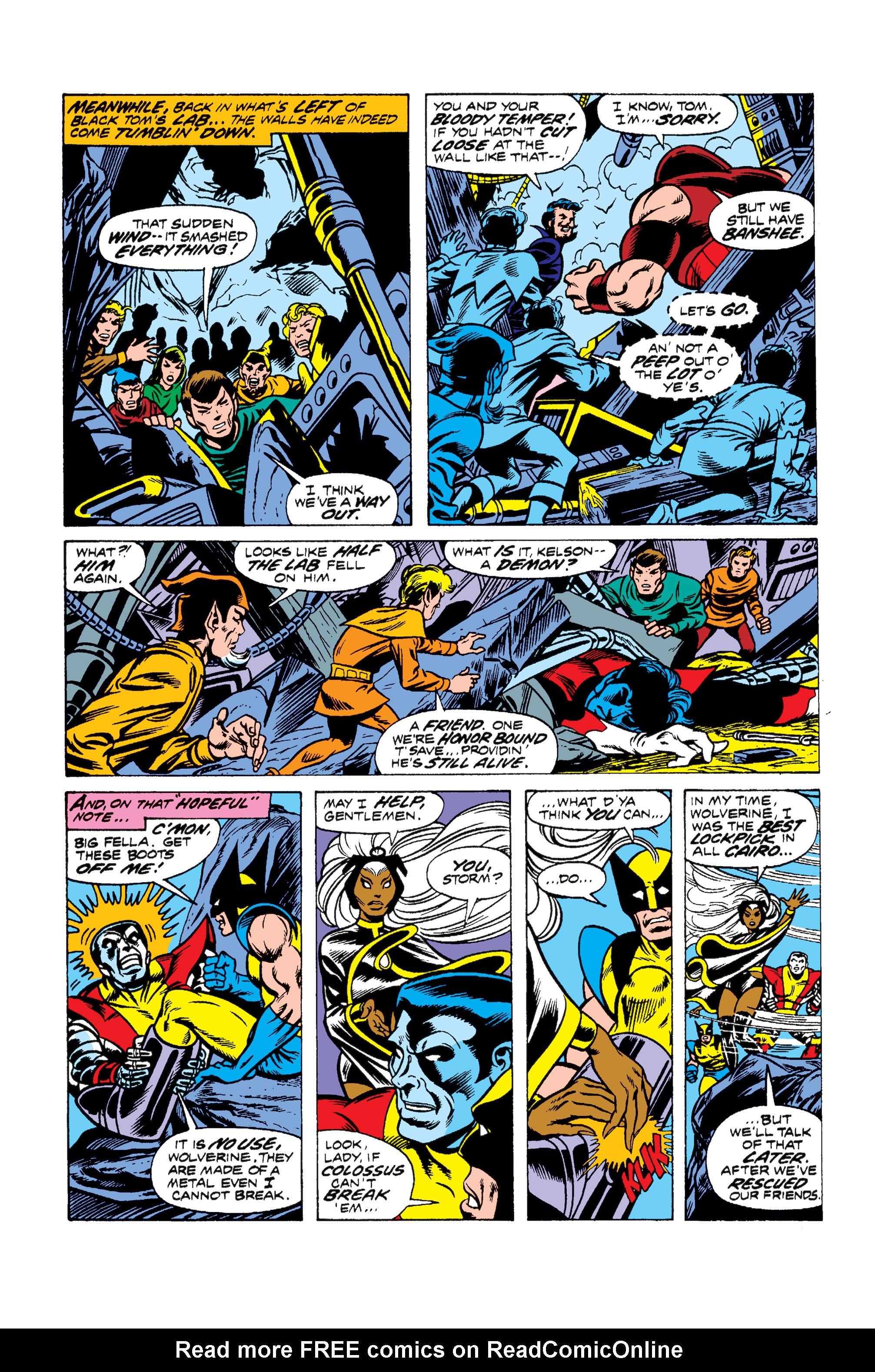 Uncanny X-Men (1963) 103 Page 10