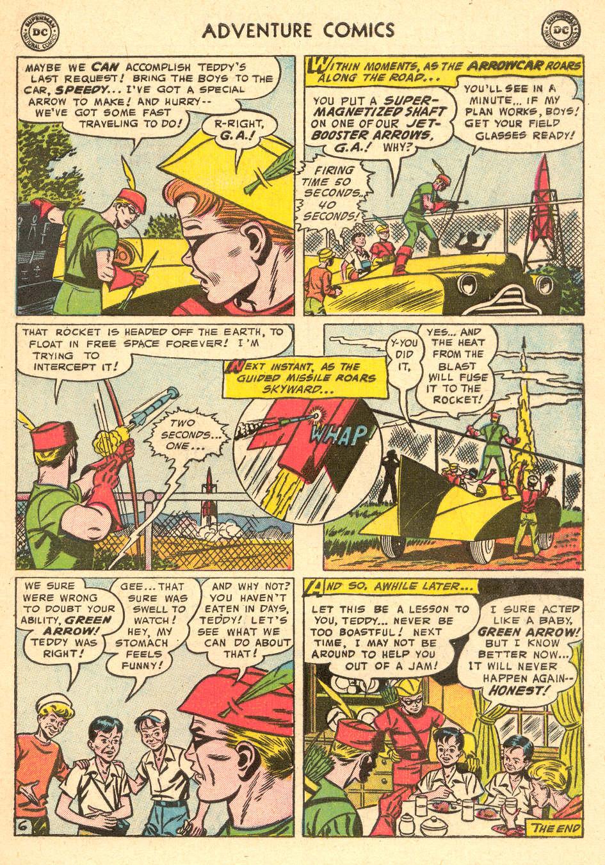 Read online Adventure Comics (1938) comic -  Issue #212 - 33