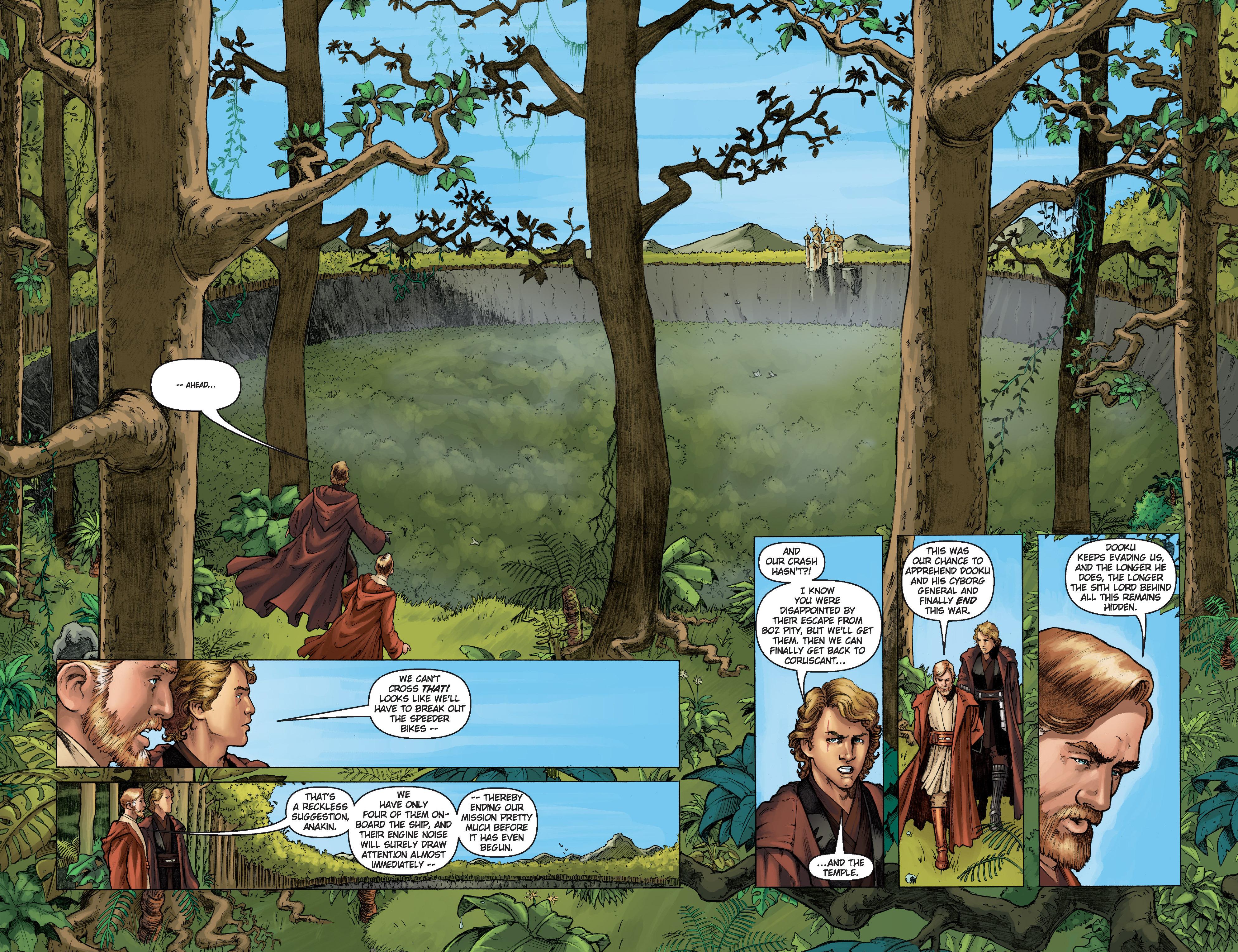 Read online Star Wars Omnibus comic -  Issue # Vol. 26 - 190