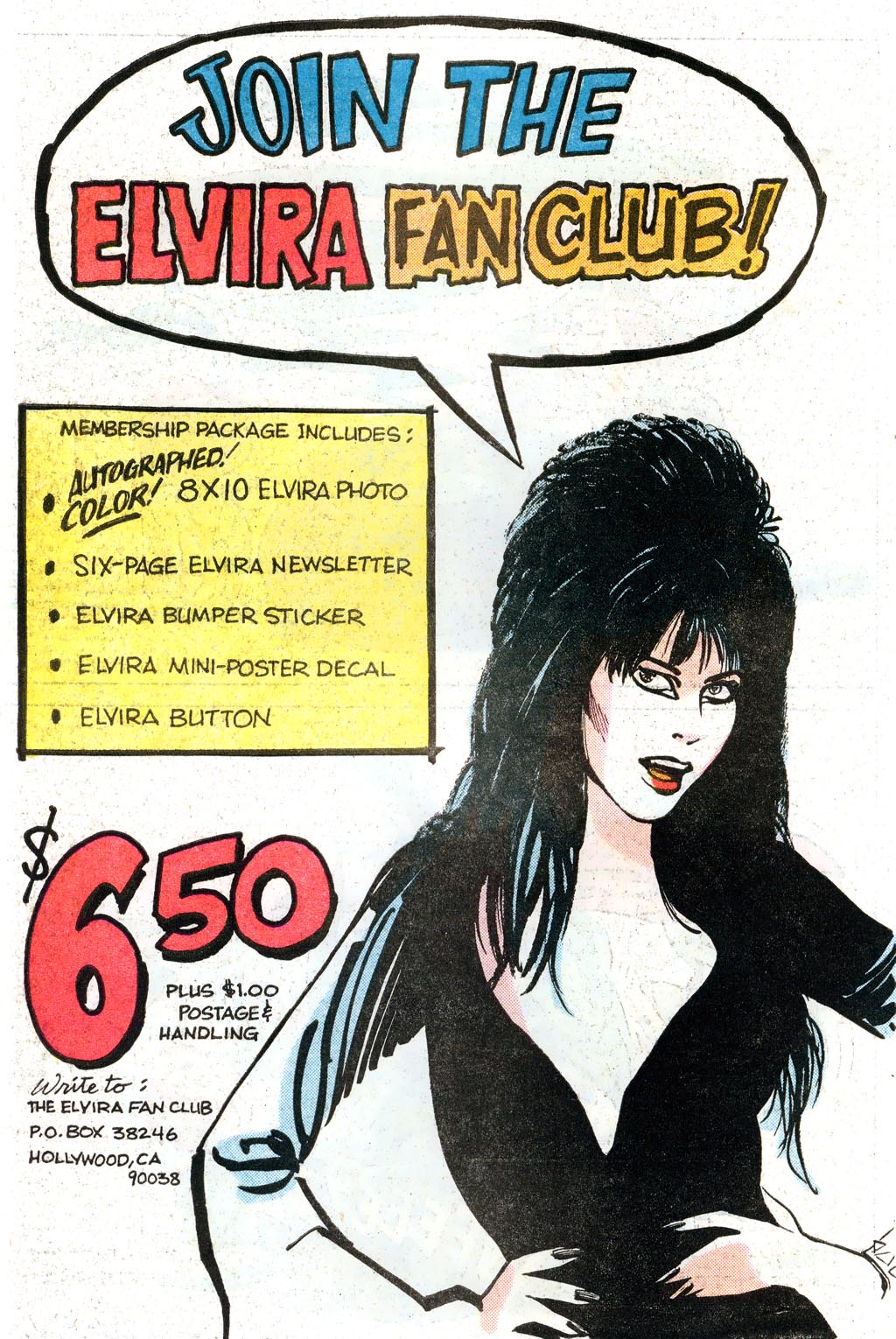 Elvira's House of Mystery Issue #1 #2 - English 66