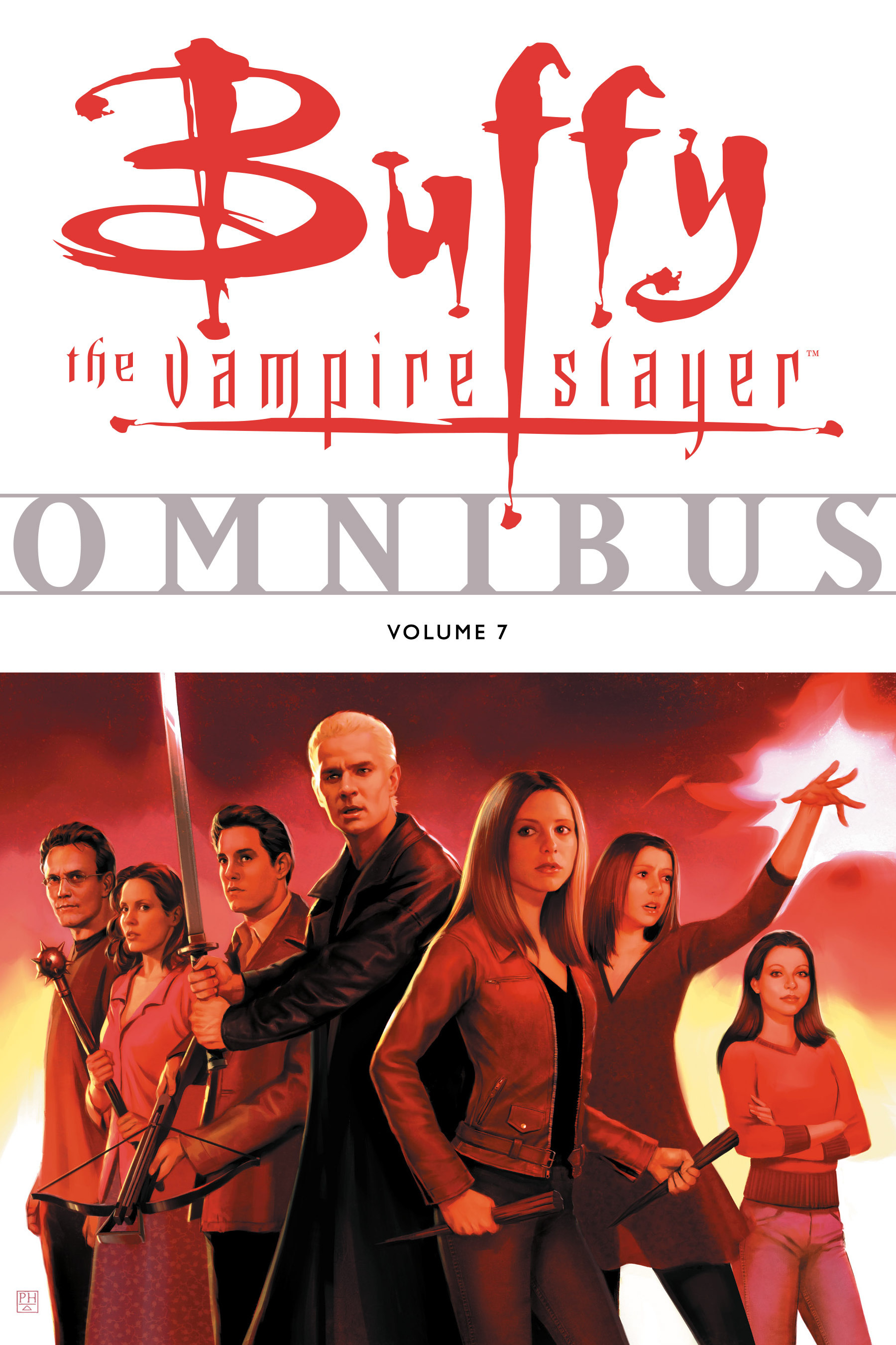 Read online Buffy the Vampire Slayer: Omnibus comic -  Issue # TPB 7 - 1