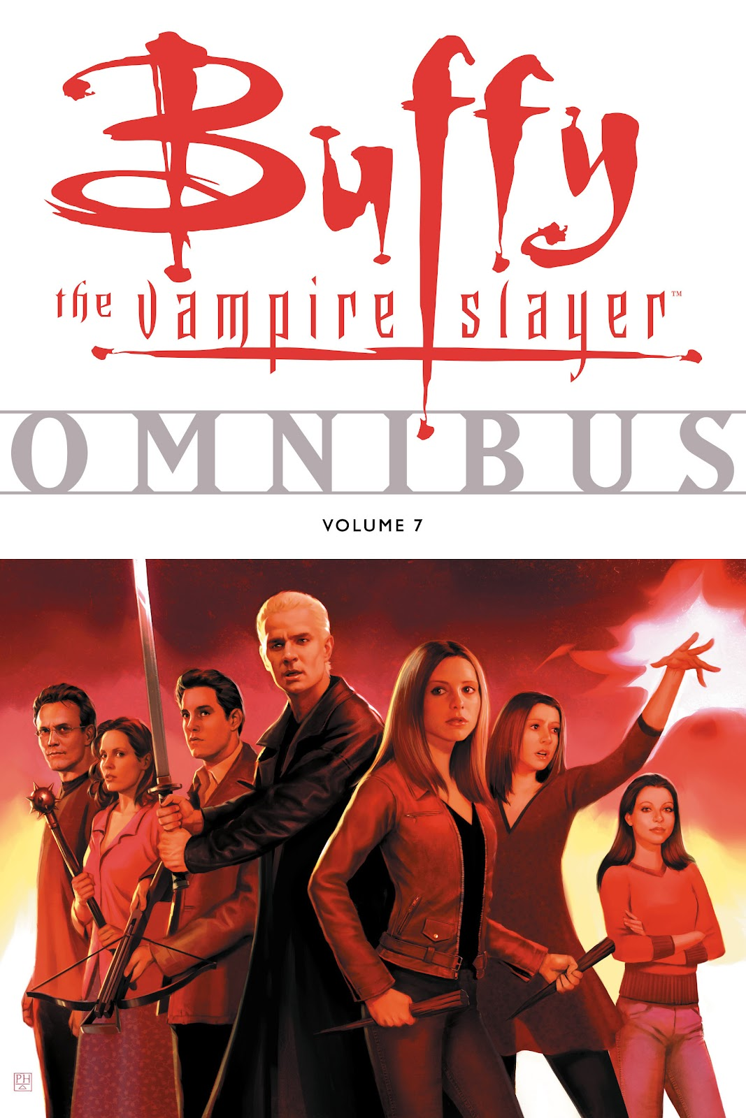 Buffy the Vampire Slayer: Omnibus issue TPB 7 - Page 1