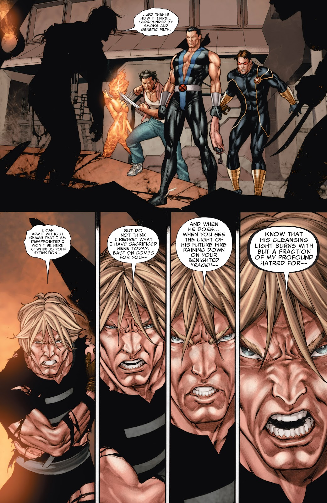 Read online X-Men: Second Coming comic -  Issue # _TPB (Part 2) - 78