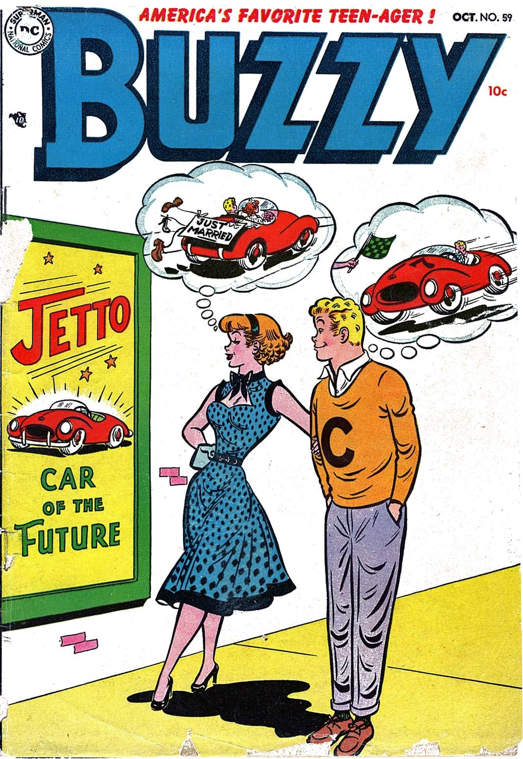 Buzzy issue 59 - Page 1