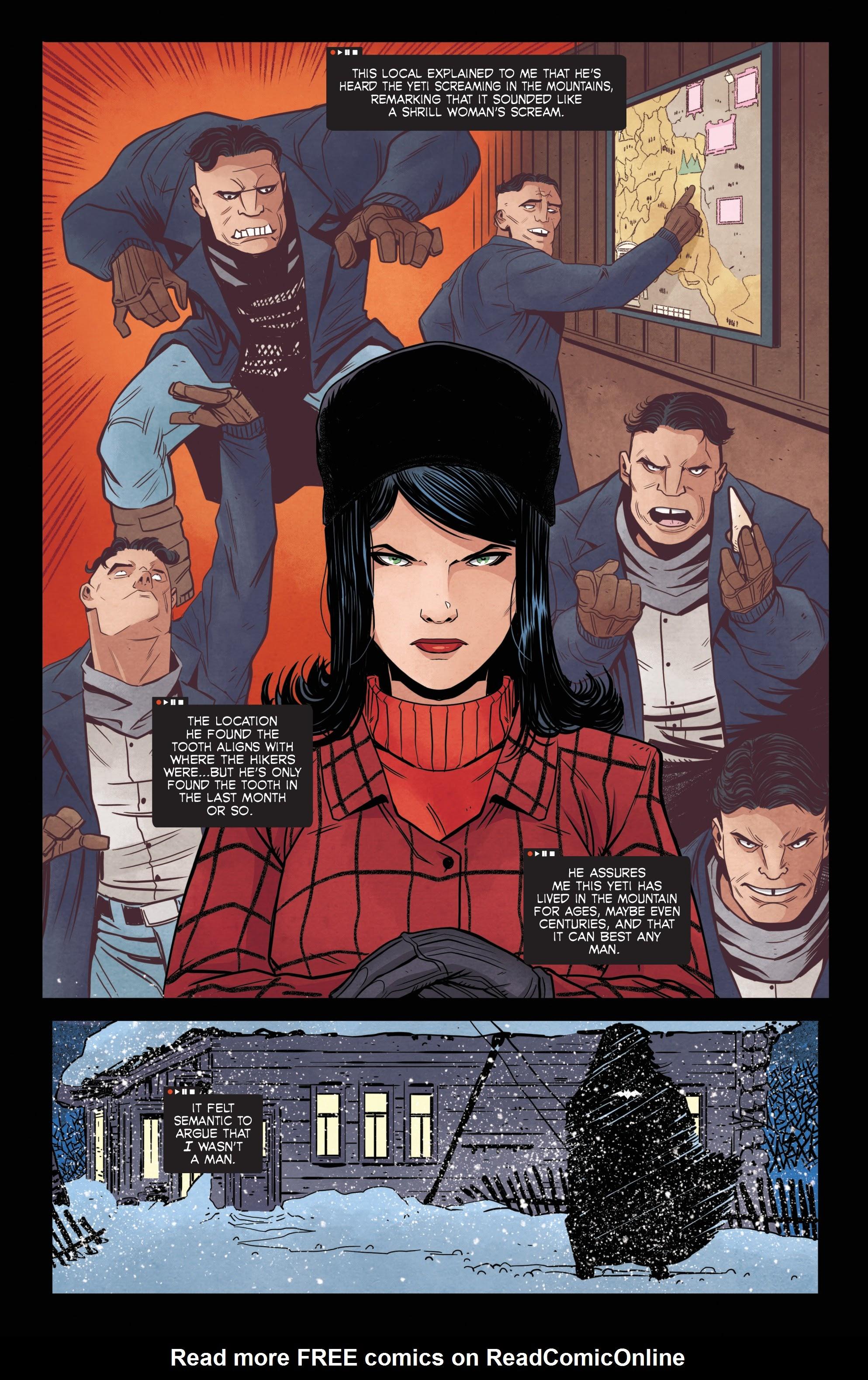 Vampirella/Red Sonja #1 #1 - English 20