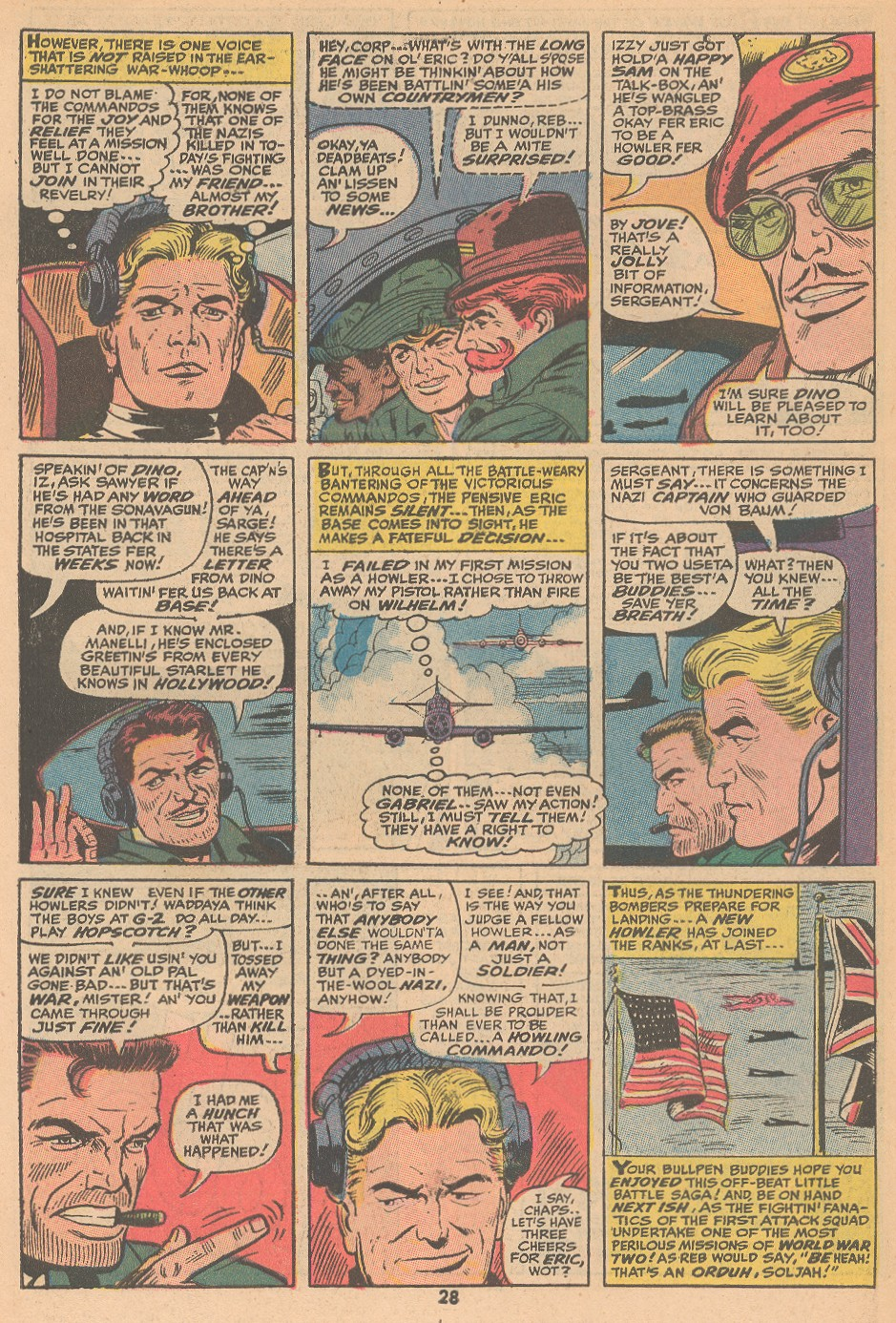 Read online Sgt. Fury comic -  Issue #105 - 30
